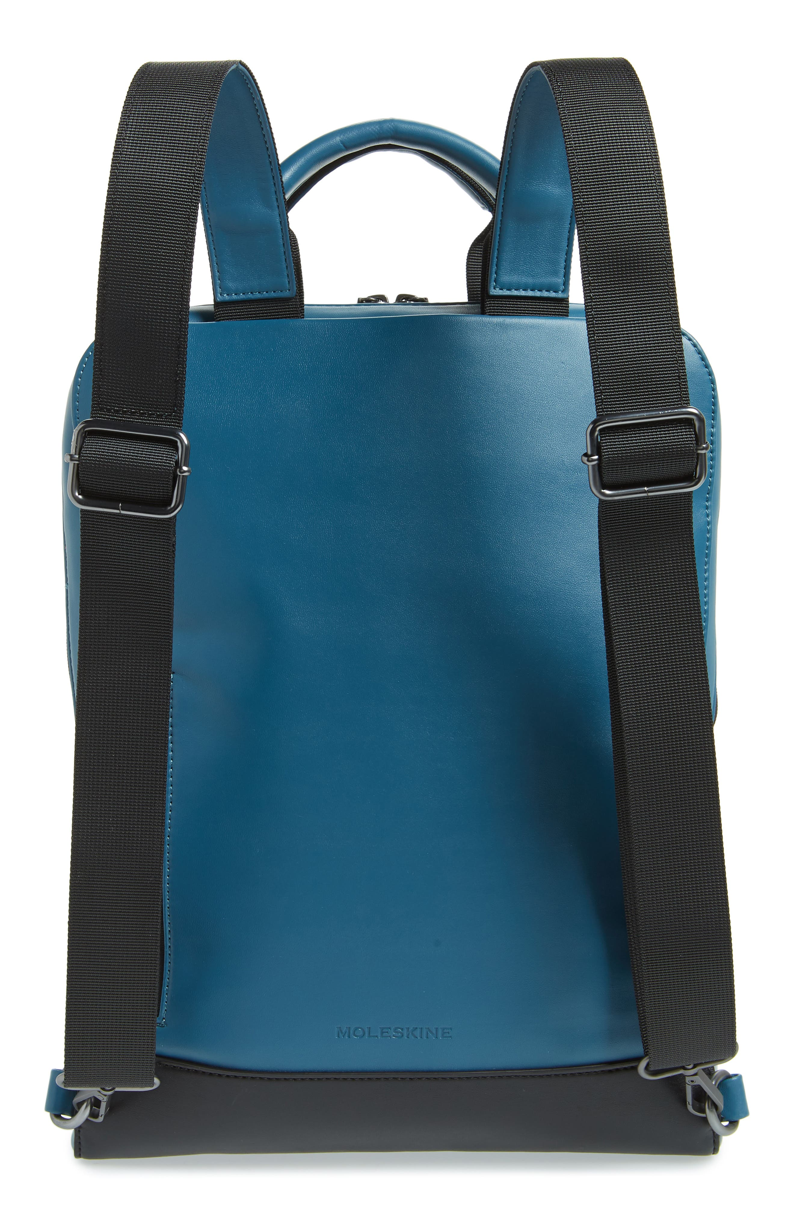 ID Vertical Device Bag,                             Alternate thumbnail 3, color,                             Steel Blue