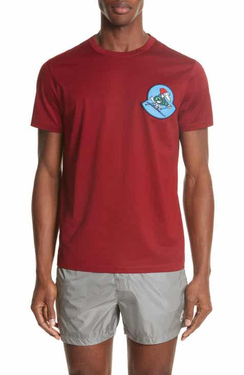 0be14f87d17b Men s Moncler T-Shirts   Graphic Tees