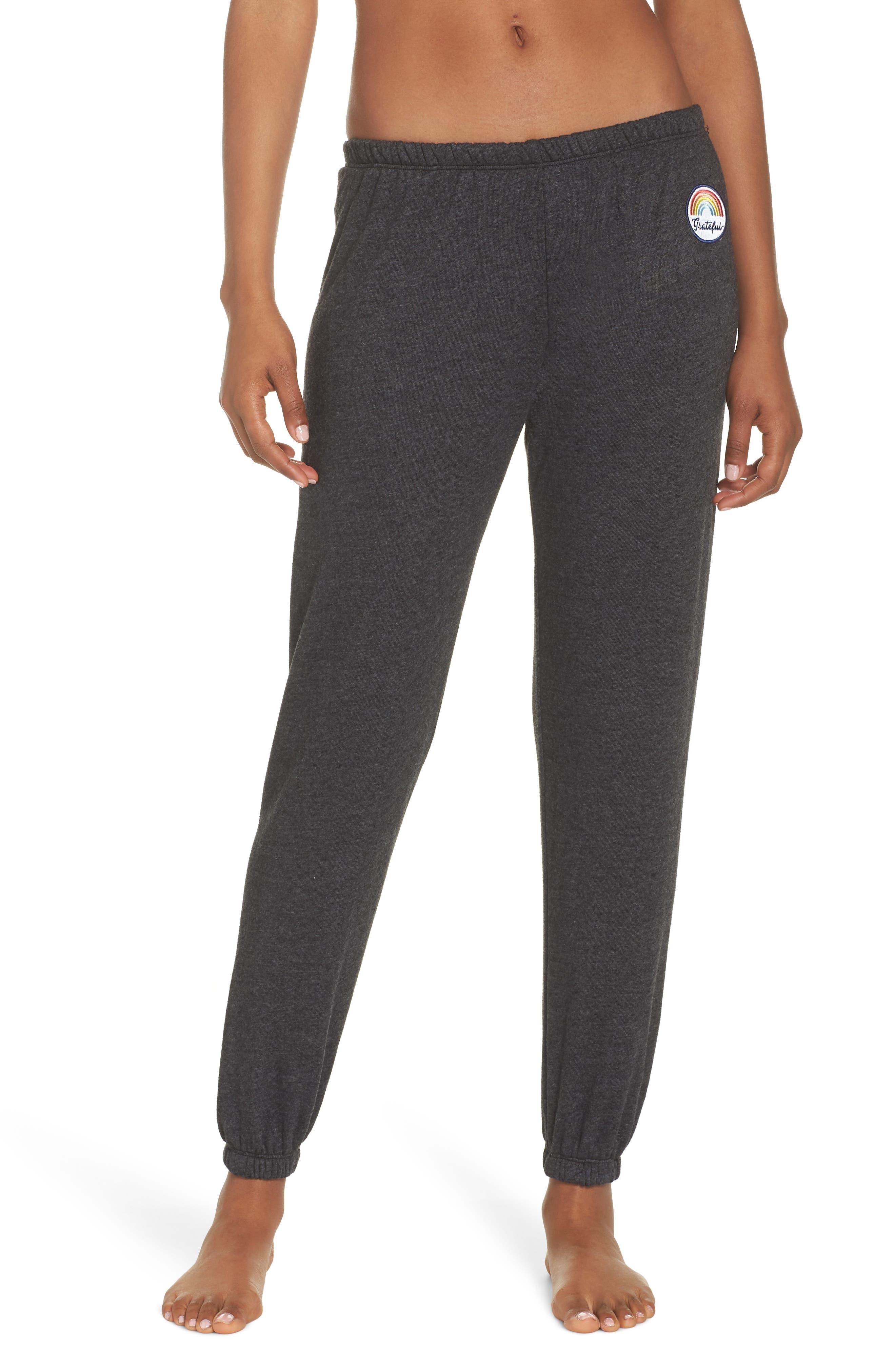 Grateful Perfect Knit Pants,                         Main,                         color, Vntg Black