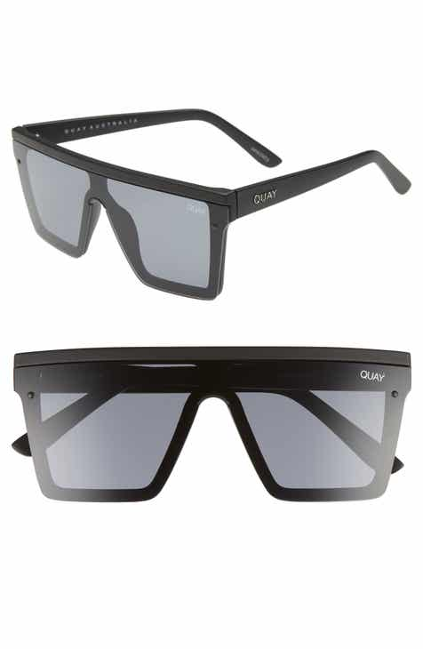93d33d4faa Quay Australia Hindsight 150mm Shield Sunglasses