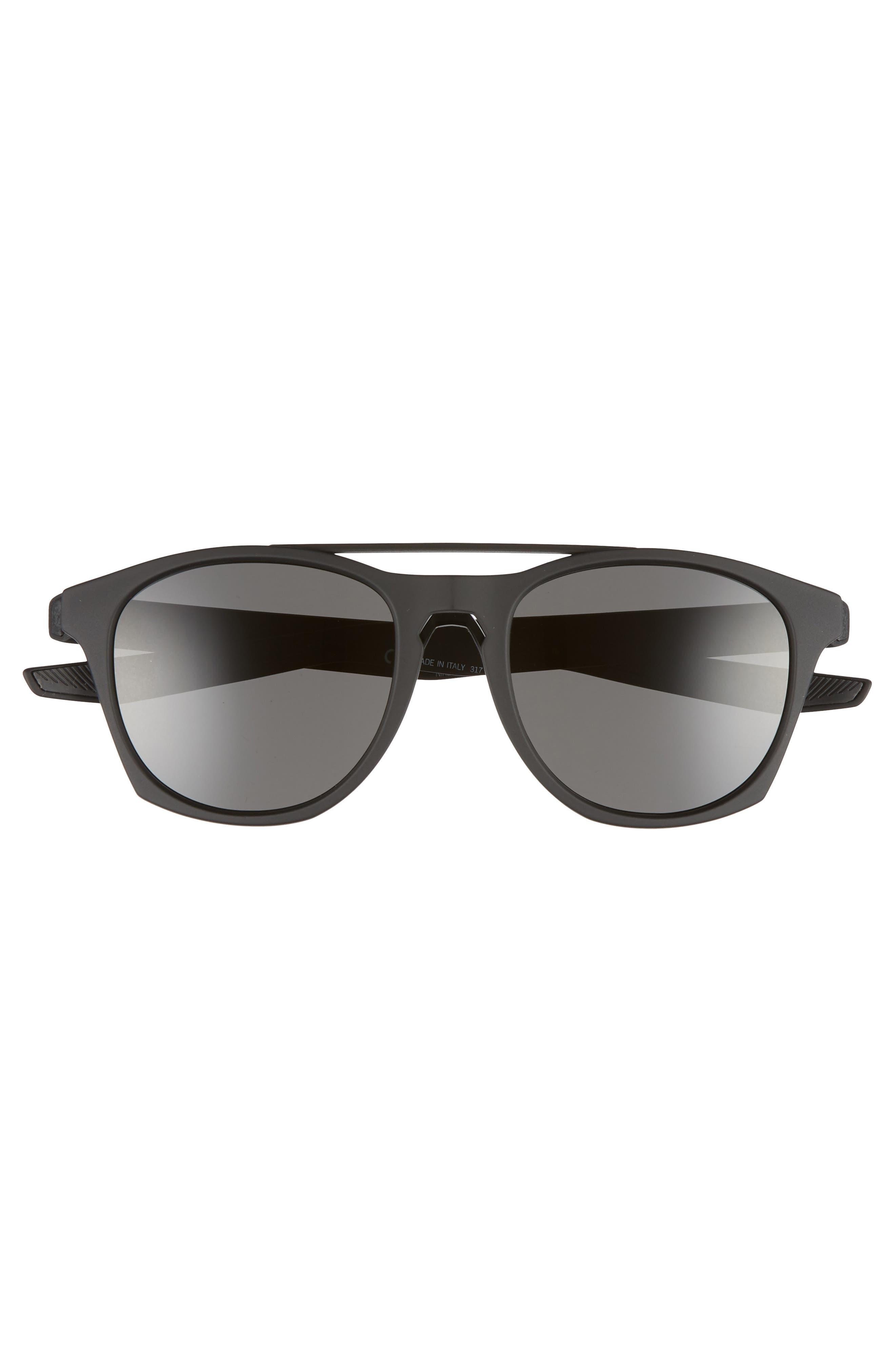 Current 51mm Sunglasses,                             Alternate thumbnail 2, color,                             Matte Black/ Dark Grey