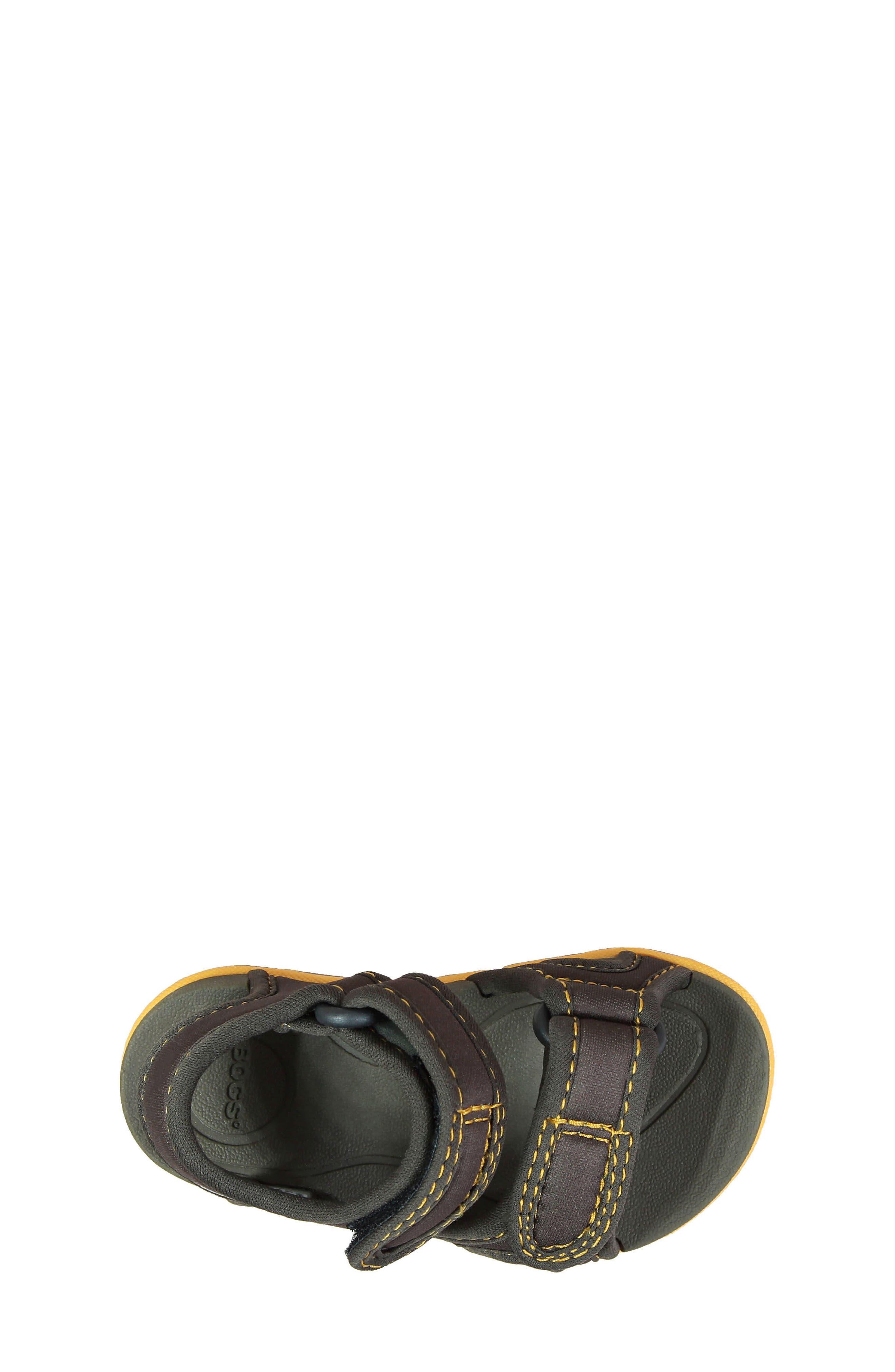 Whitefish Waterproof Sandal,                             Alternate thumbnail 5, color,                             Olive Multi
