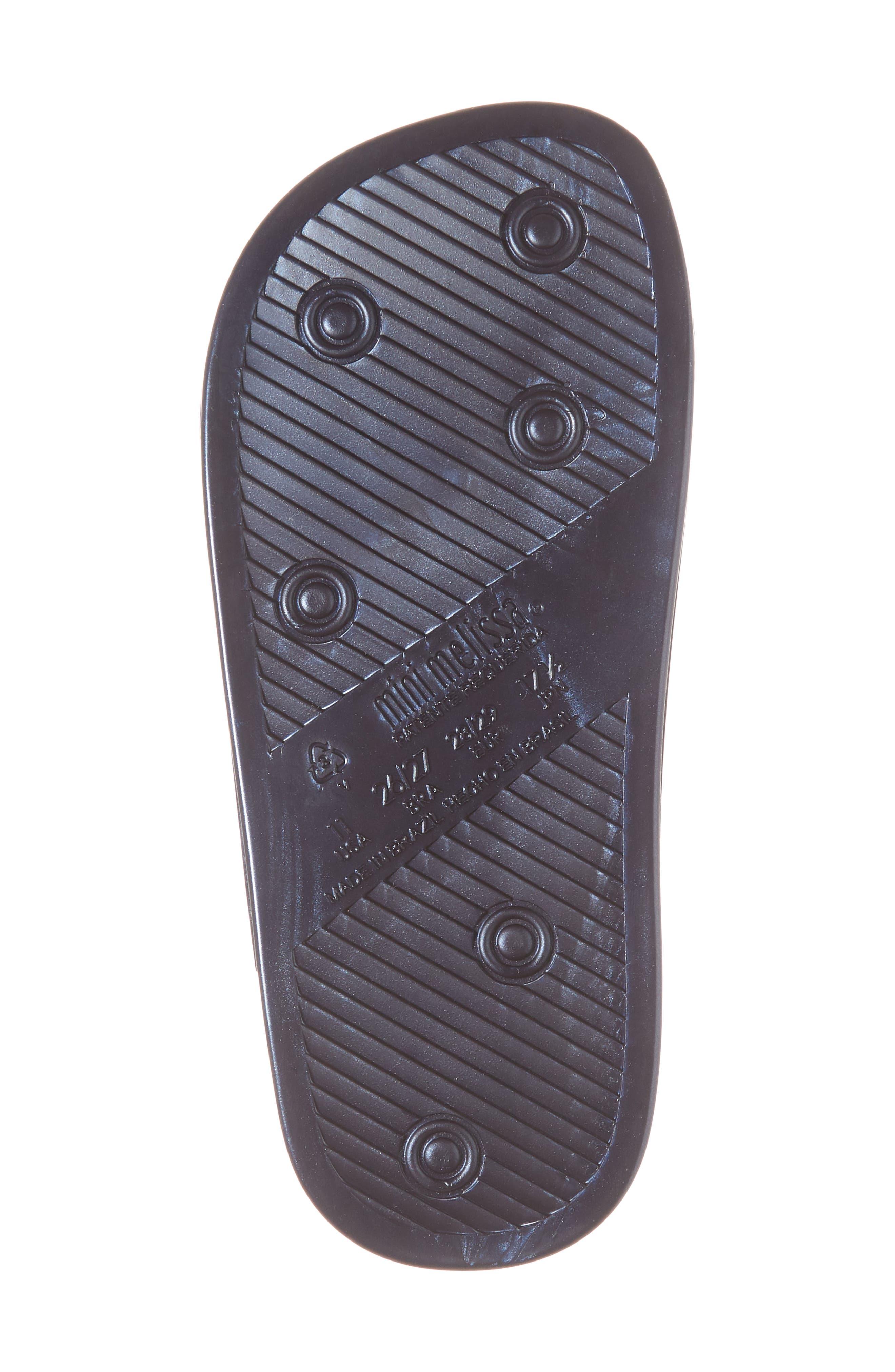 + Jason Wu Mini Beach Slide Sandal,                             Alternate thumbnail 6, color,                             Navy Dark