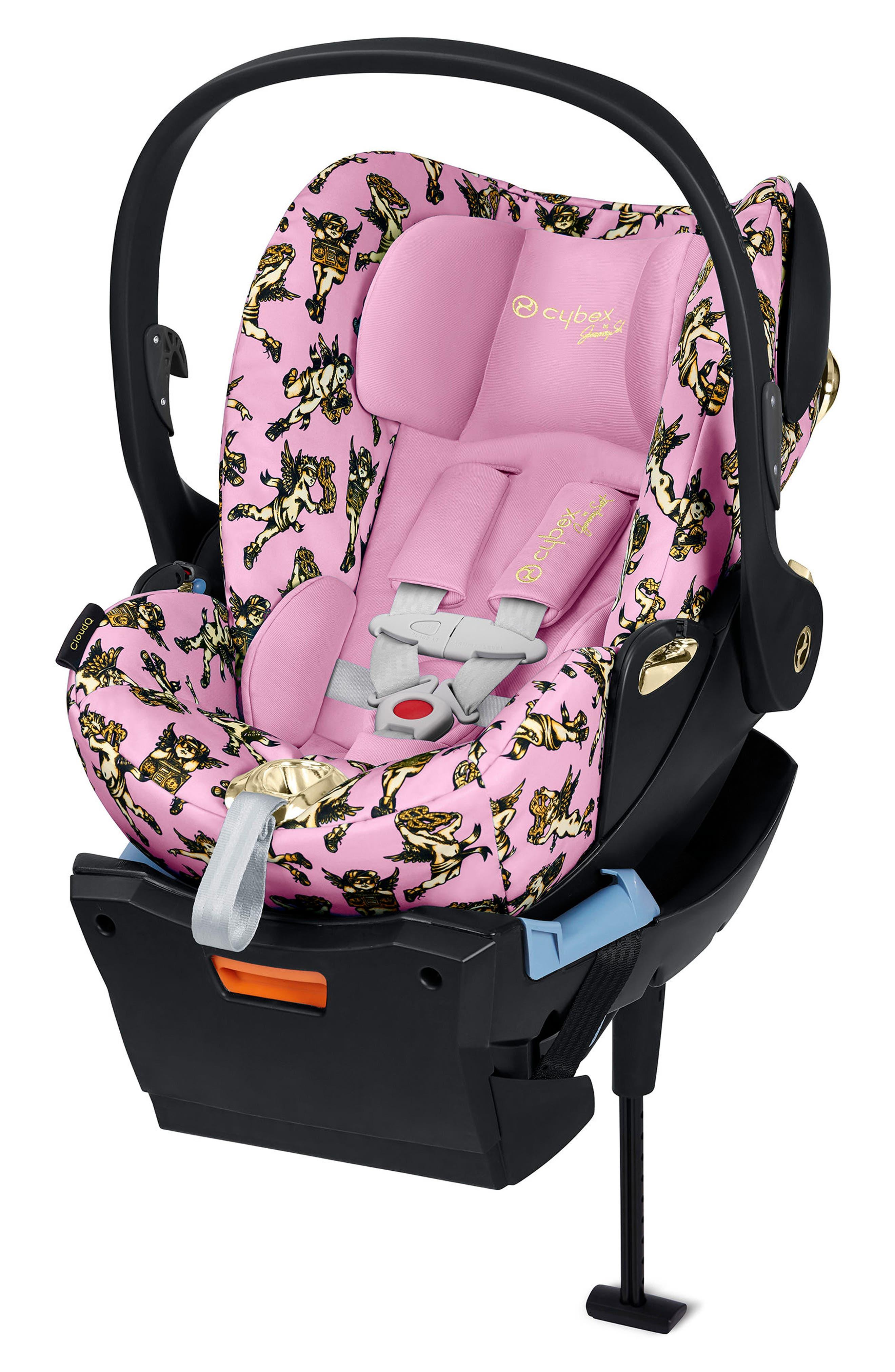 CYBEX X Jeremy Scott Cherubs Cloud Q Infant Car Seat U0026 Base
