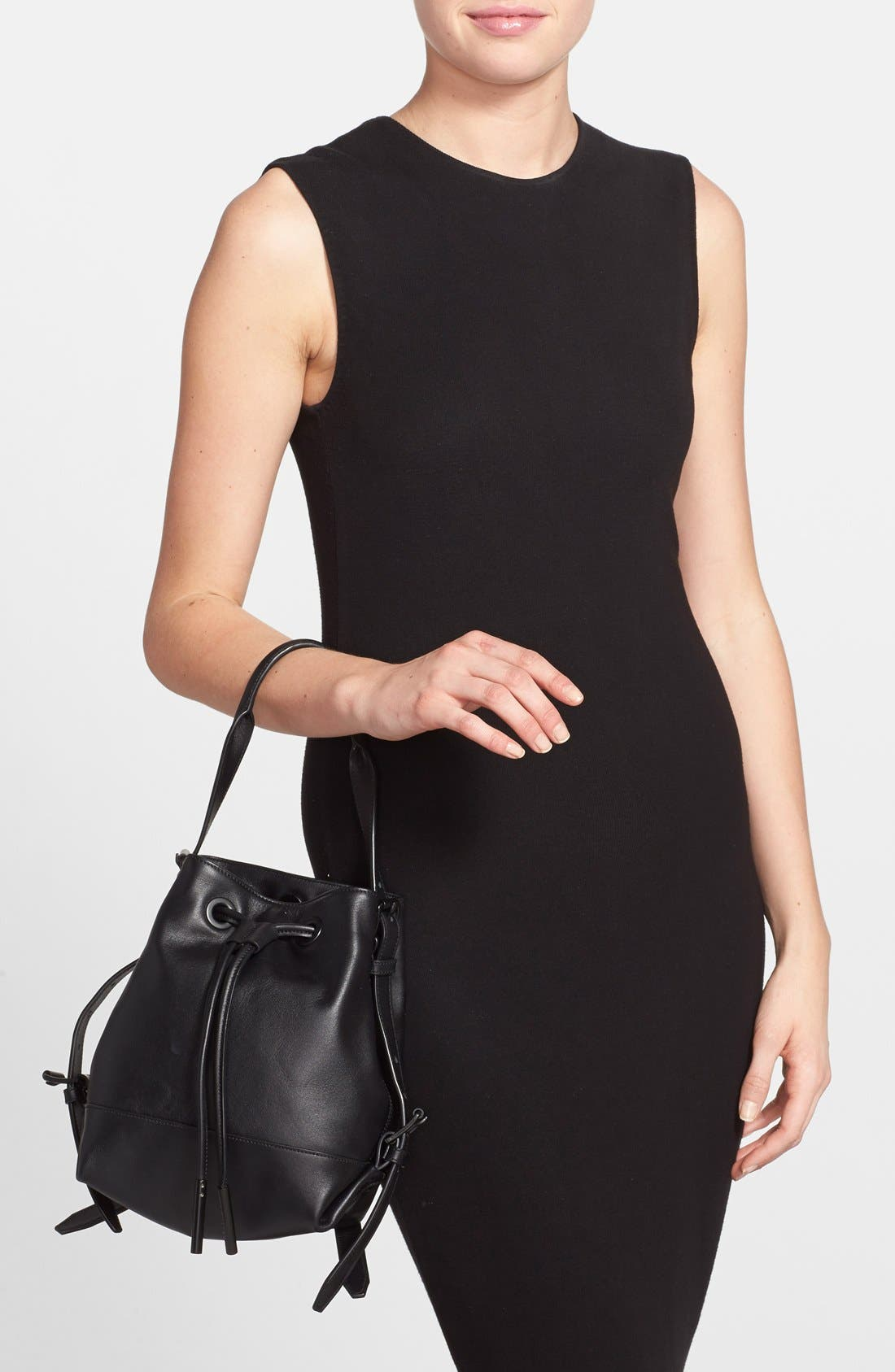 Alternate Image 2  - Opening Ceremony 'Mini Izzy' Convertible Leather Backpack