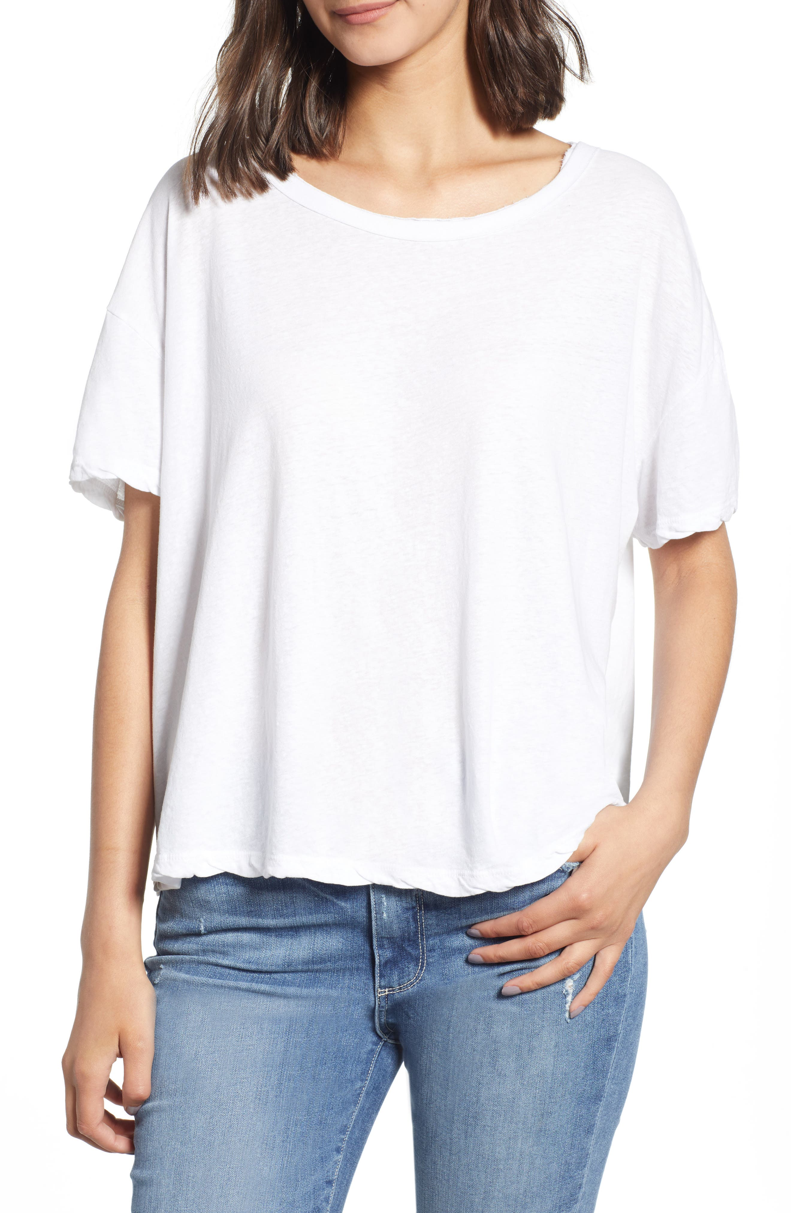BOXY TEE from Nordstrom