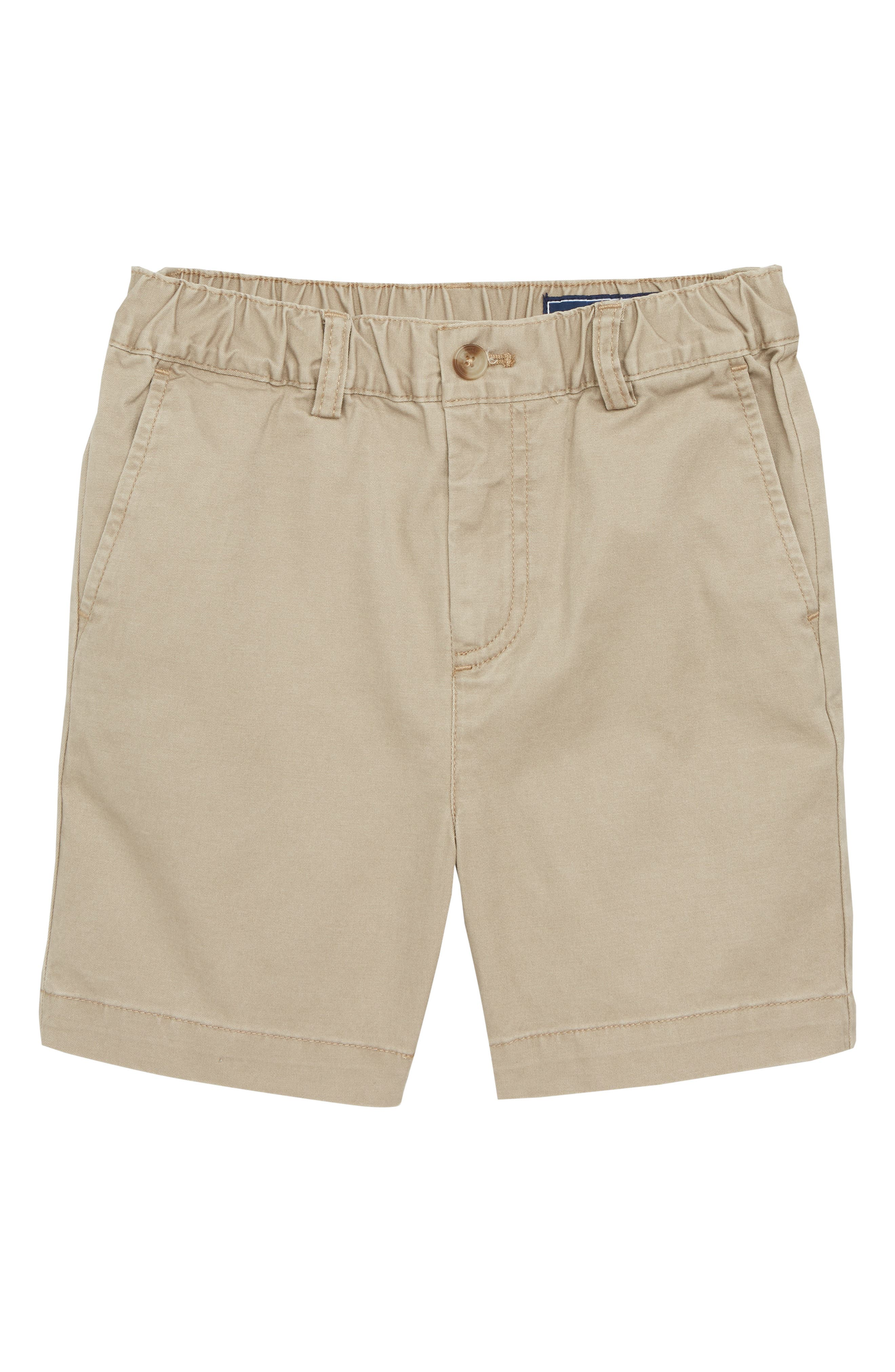 Stretch Jetty Shorts,                             Main thumbnail 1, color,                             Khaki