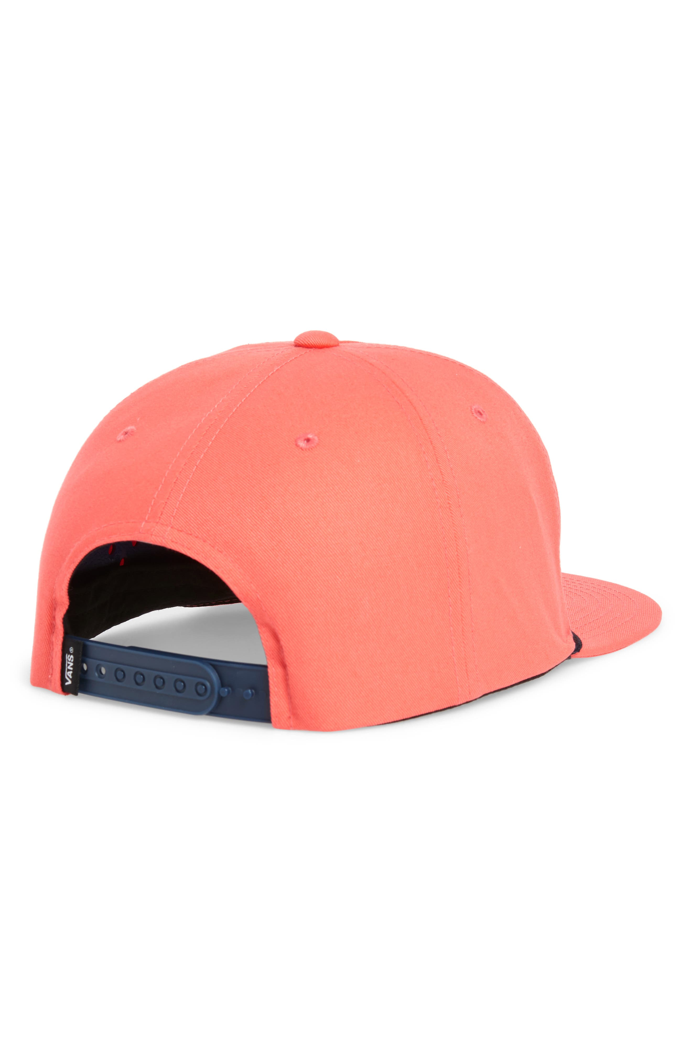 Crofton Snapback Baseball Cap,                             Alternate thumbnail 2, color,                             Dubarry