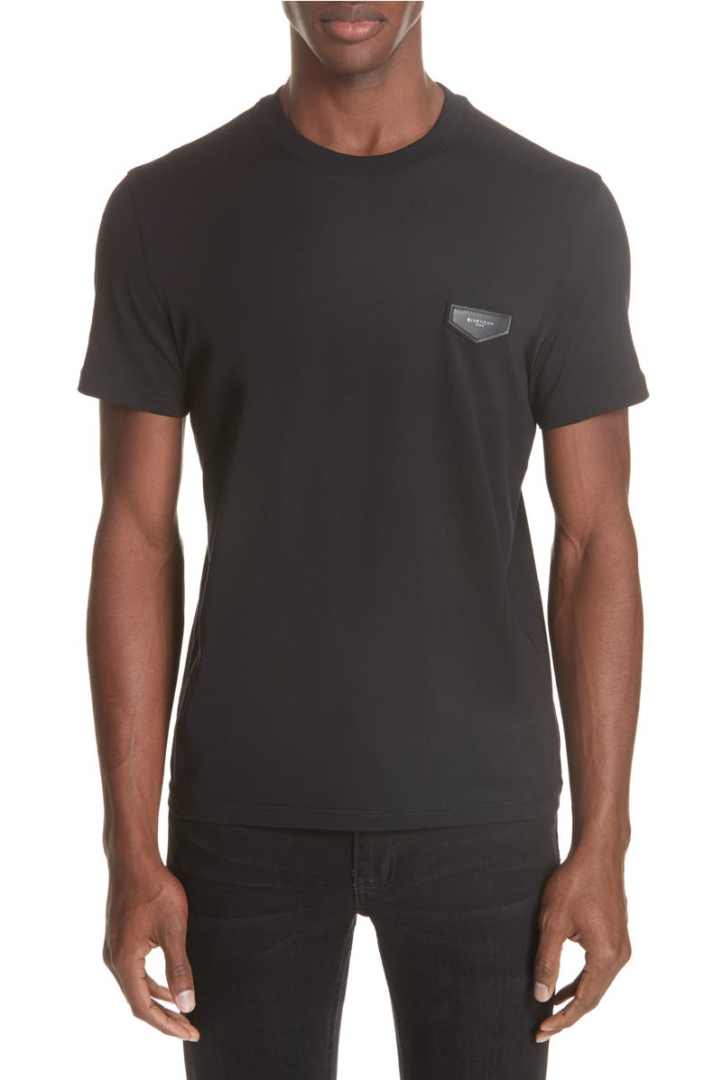Givenchy Cottons LOGO T-SHIRT