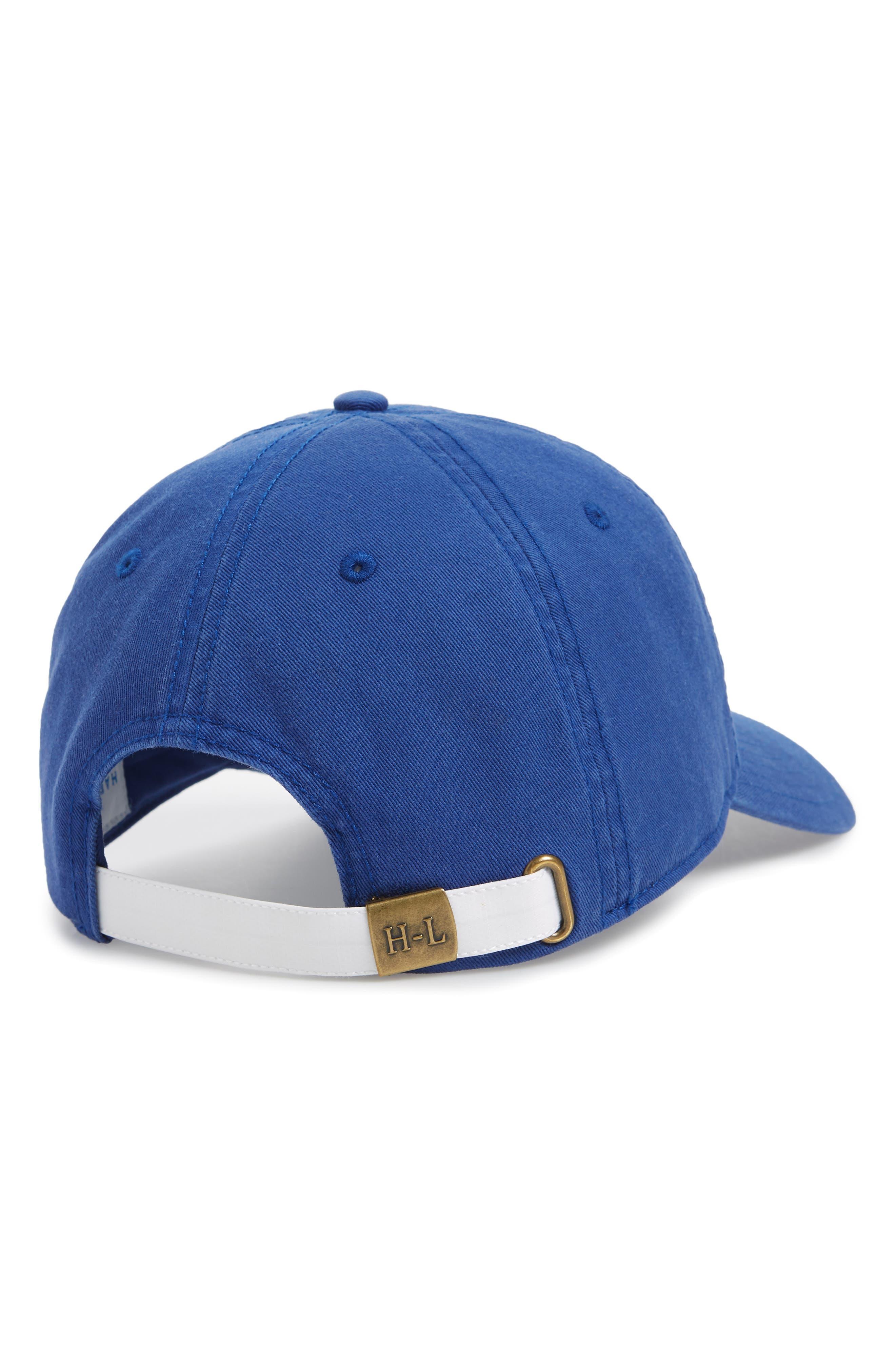 USA Baseball Cap,                             Alternate thumbnail 2, color,                             Bright Navy