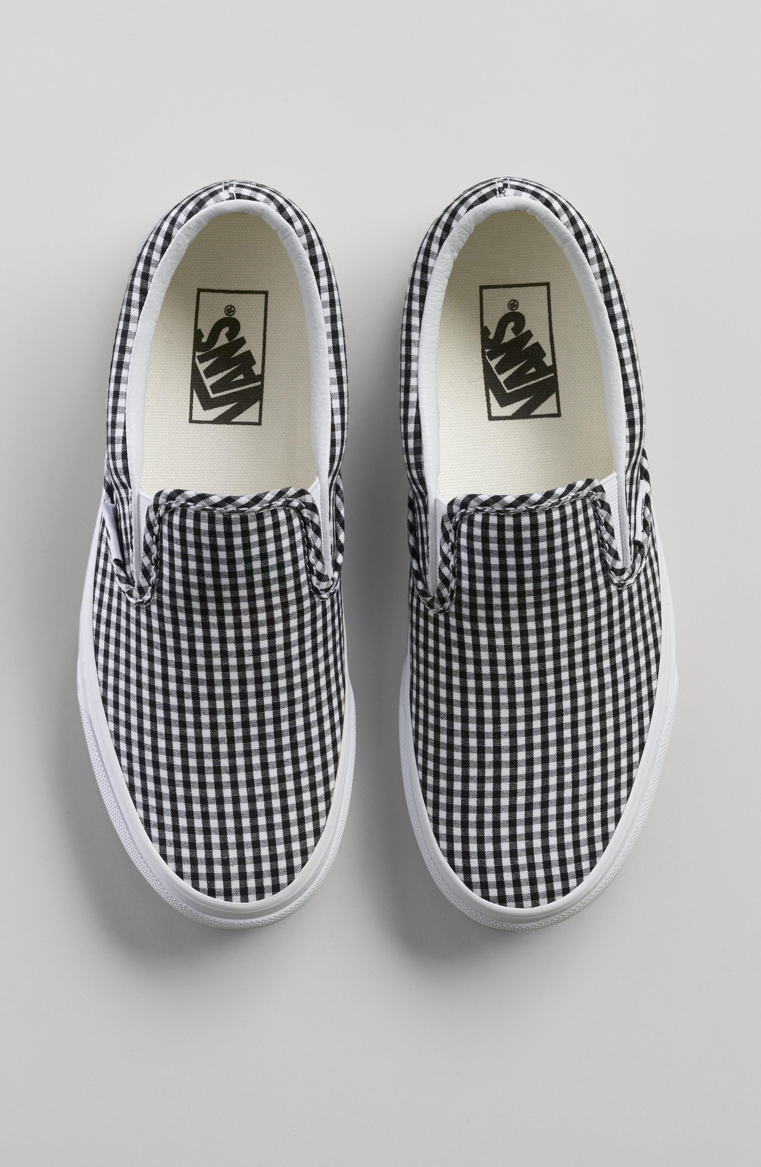 Classic Slip-On Sneaker,                             Alternate thumbnail 7, color,