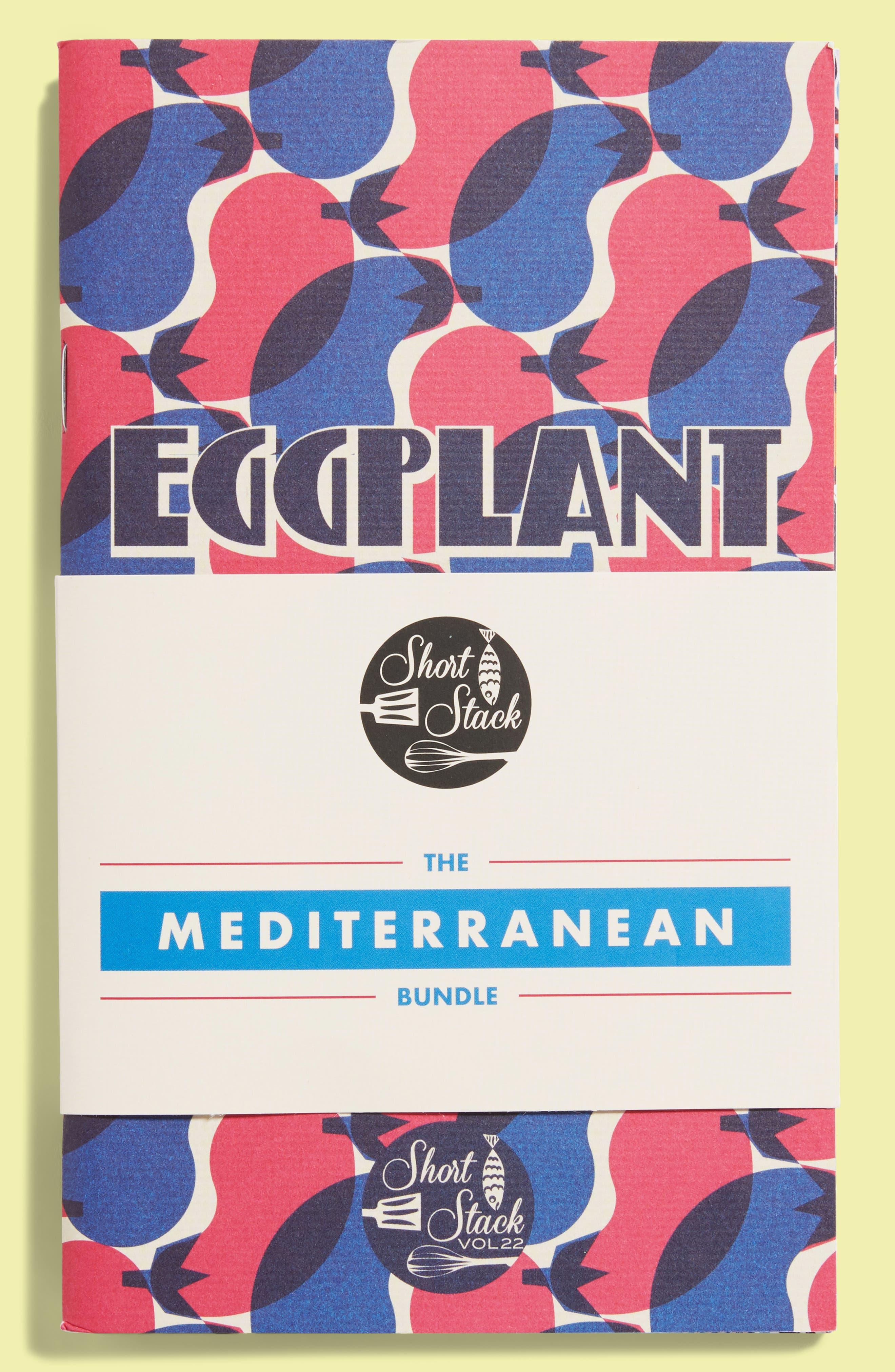Short Stack Mediterranean Recipe Book Bundle,                             Alternate thumbnail 2, color,                             Multi