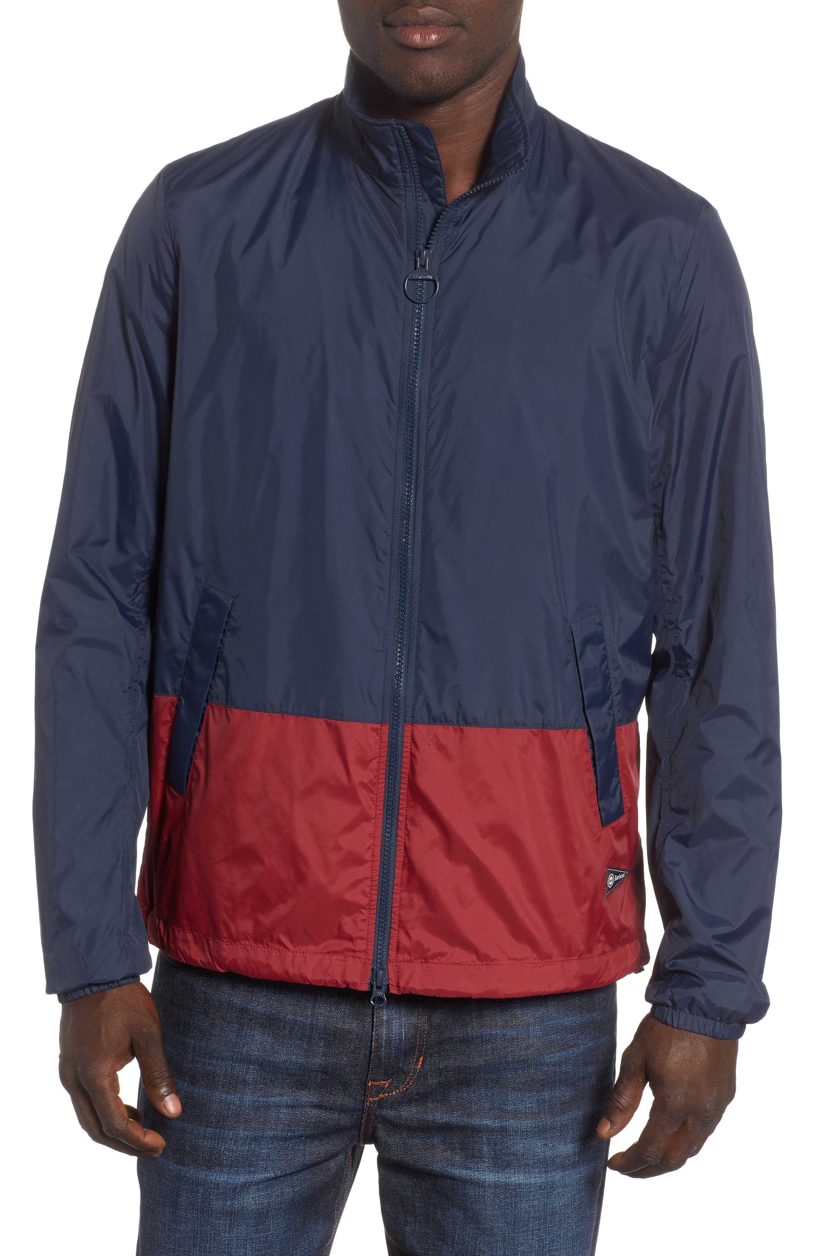 Bollen Jacket,                             Main thumbnail 1, color,                             Navy