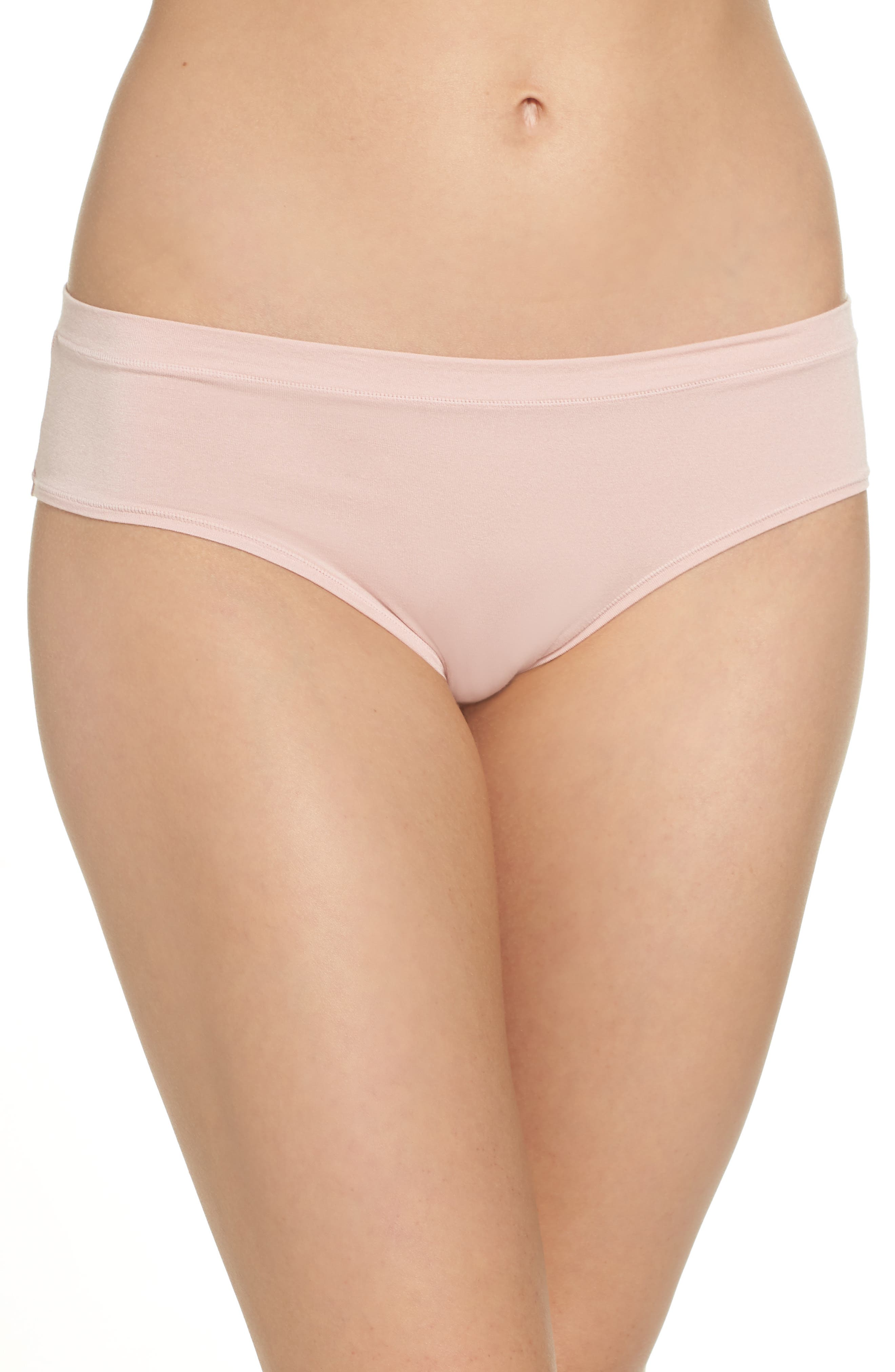 Hipster Briefs,                             Main thumbnail 1, color,                             Pink Silver