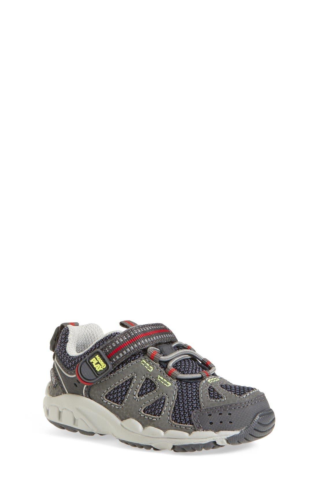 Alternate Image 1 Selected - Stride Rite 'Made 2 Play® Ian' Sneaker (Baby, Walker & Toddler)