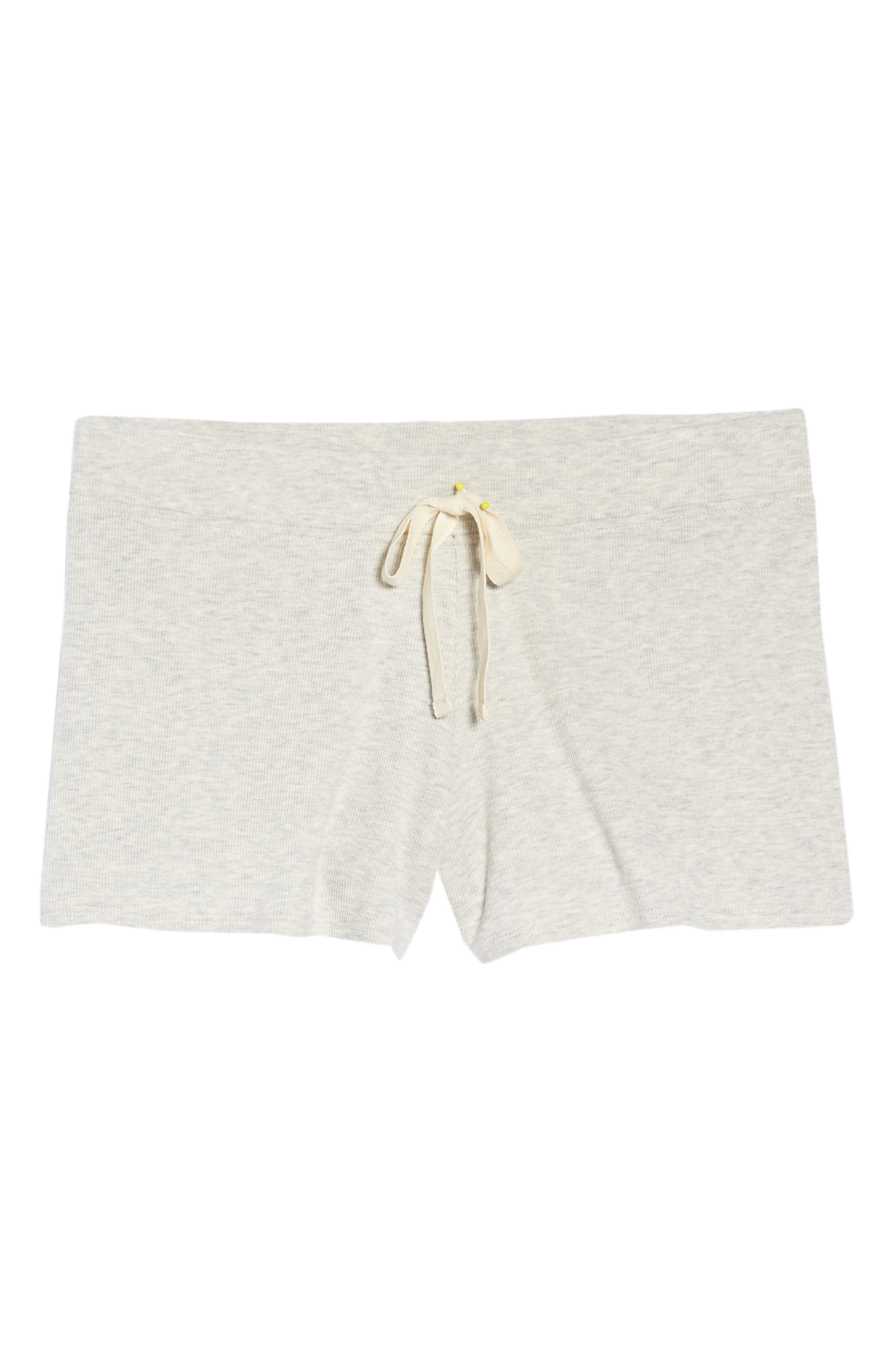 Daydream Lounge Shorts,                             Alternate thumbnail 7, color,                             Grey Heather