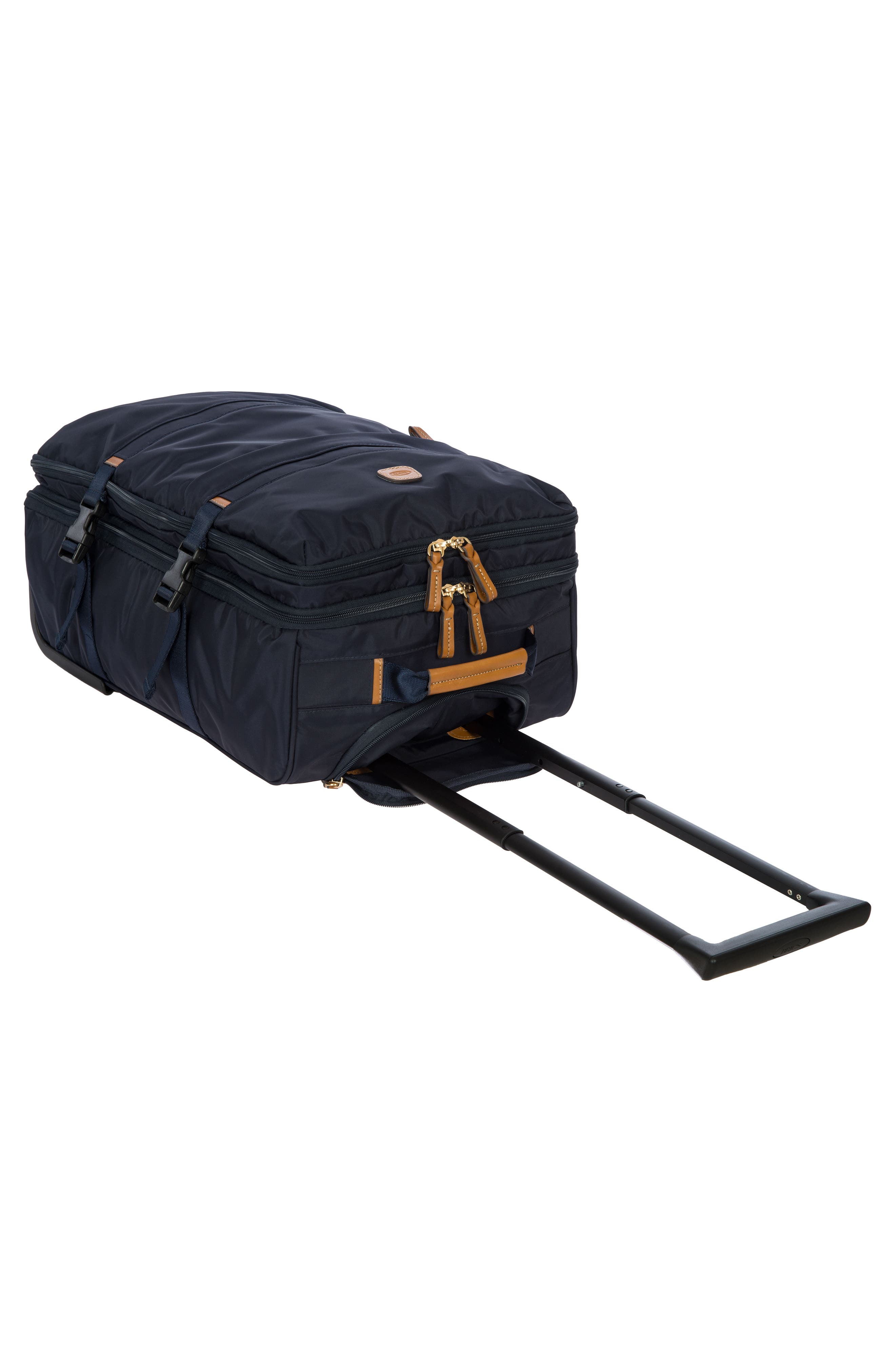 Montagna Wheeled Carry-On,                             Alternate thumbnail 4, color,                             Navy