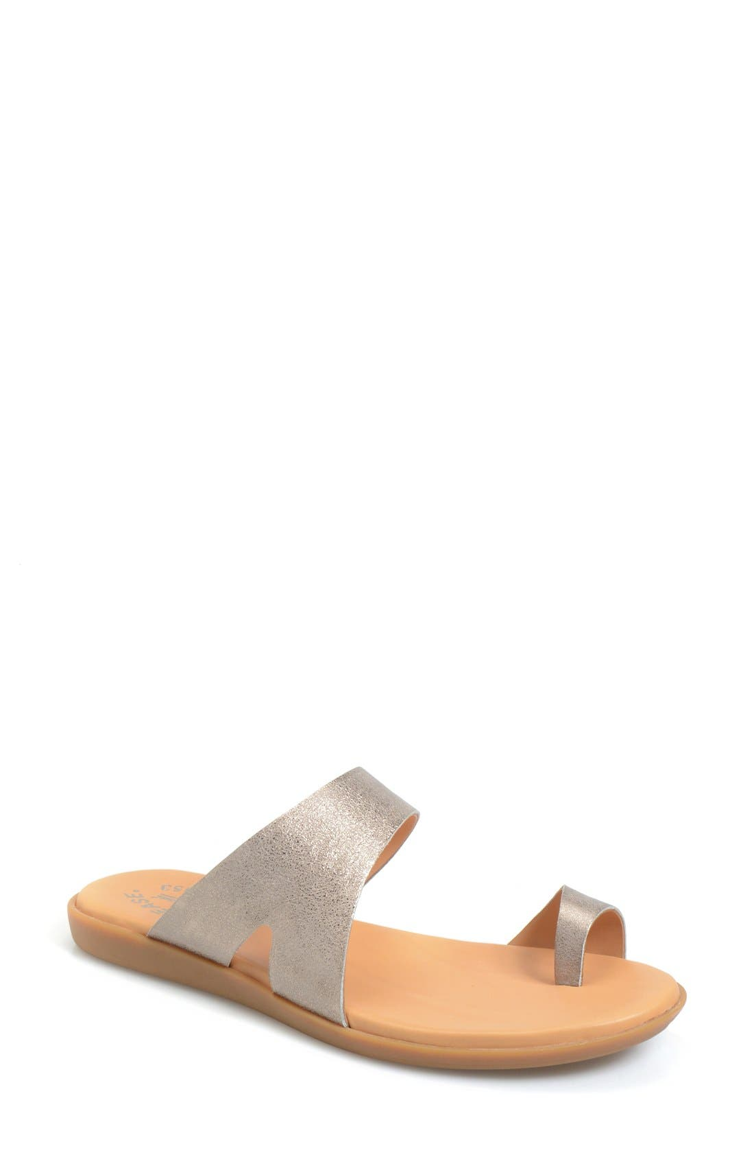 Kork-Ease® 'Marlisa' Toe Ring Sandal (Women)