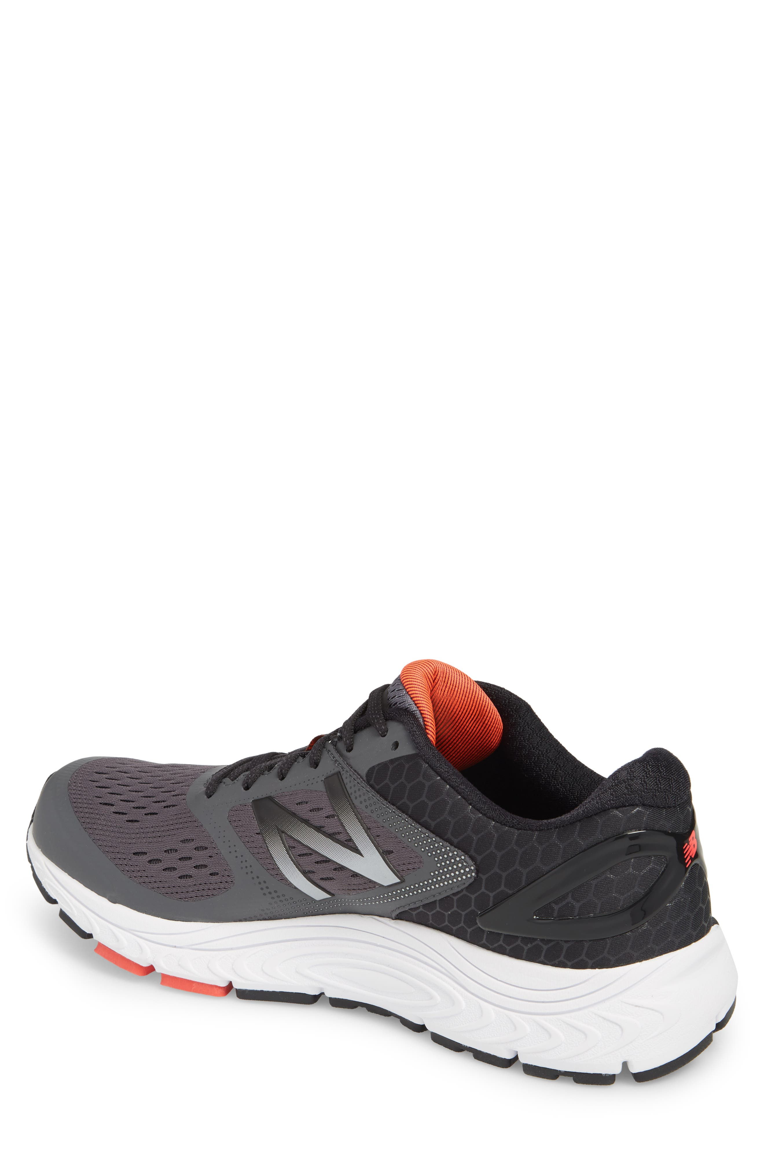 840v4 Running Shoe,                             Alternate thumbnail 2, color,                             Dark Grey