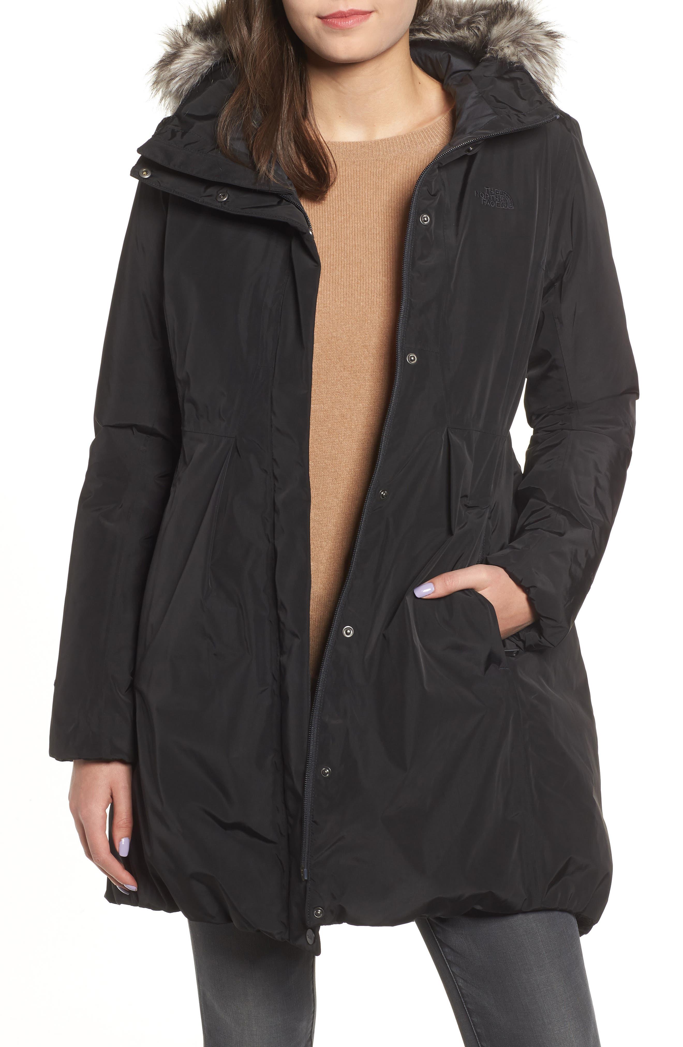 black the north face coats for women nordstrom rh shop nordstrom com