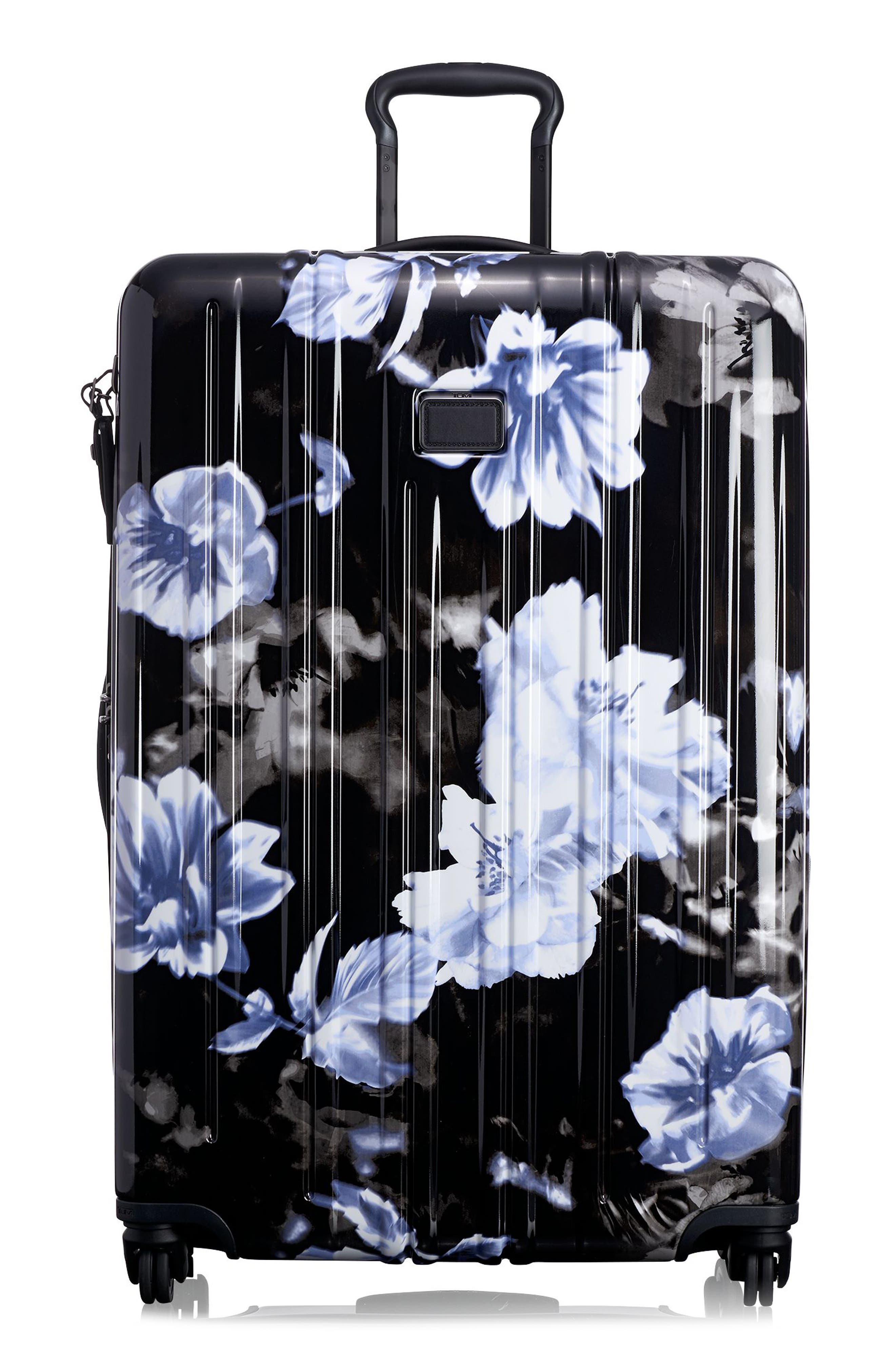 V3 31-Inch Extended Trip Spinner Packing Case,                             Main thumbnail 1, color,                             Photo Floral