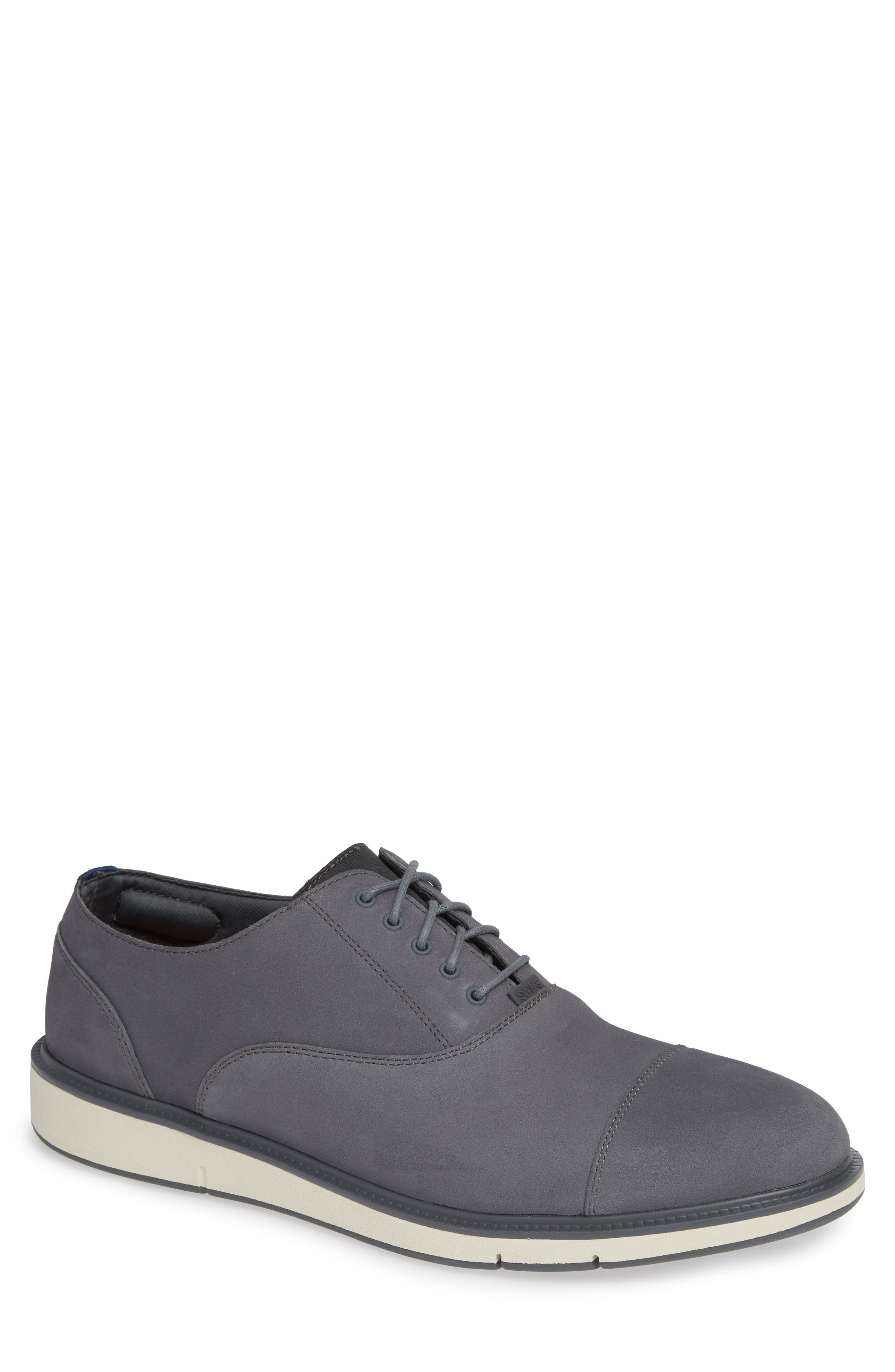 SWIMS MOTION CAP TOE OXFORD