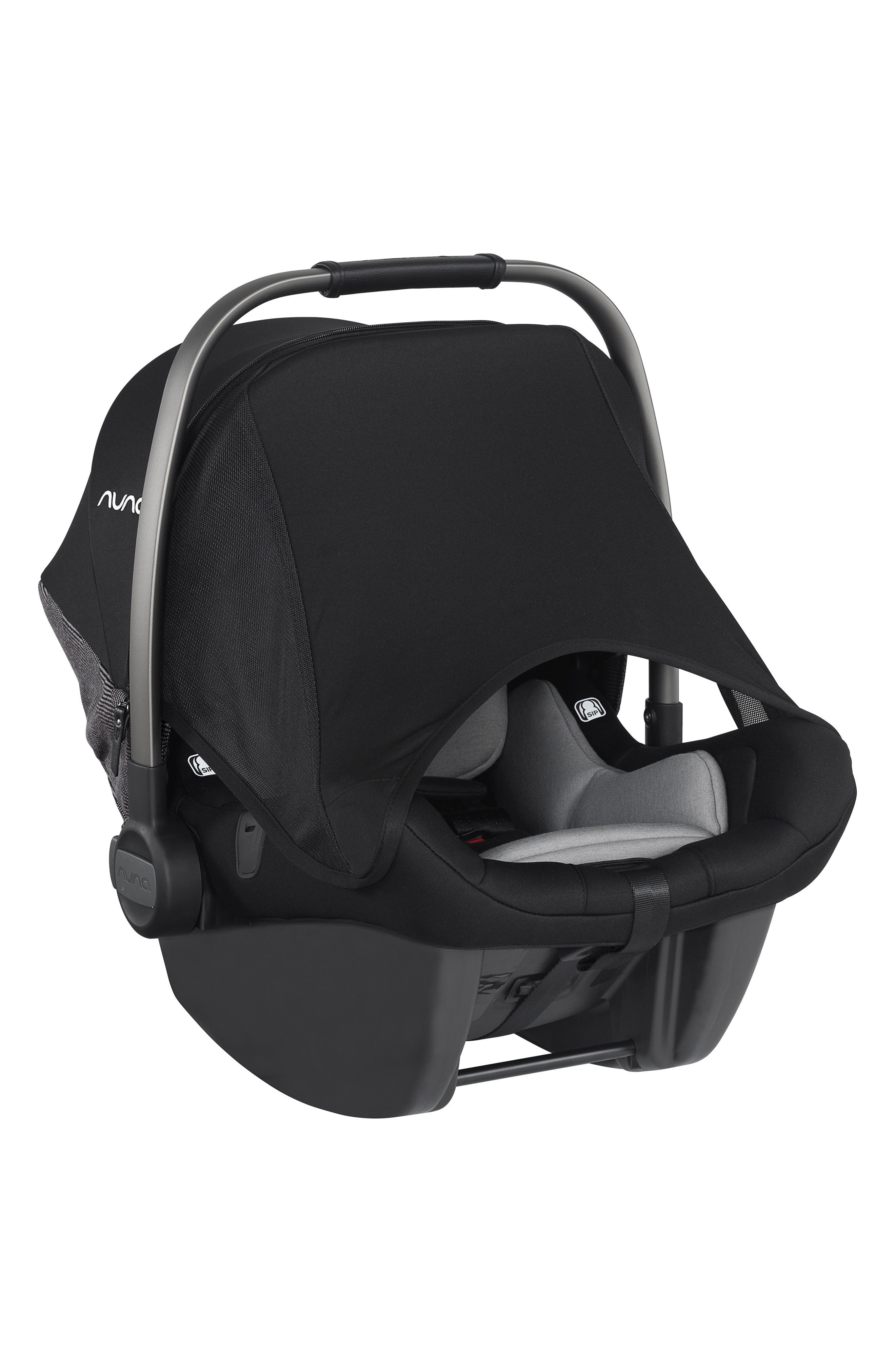 2019 MIXX<sup>™</sup> Stroller & PIPA<sup>™</sup> Lite LX Infant Car Seat Set Travel System,                             Alternate thumbnail 15, color,                             Verona Caviar