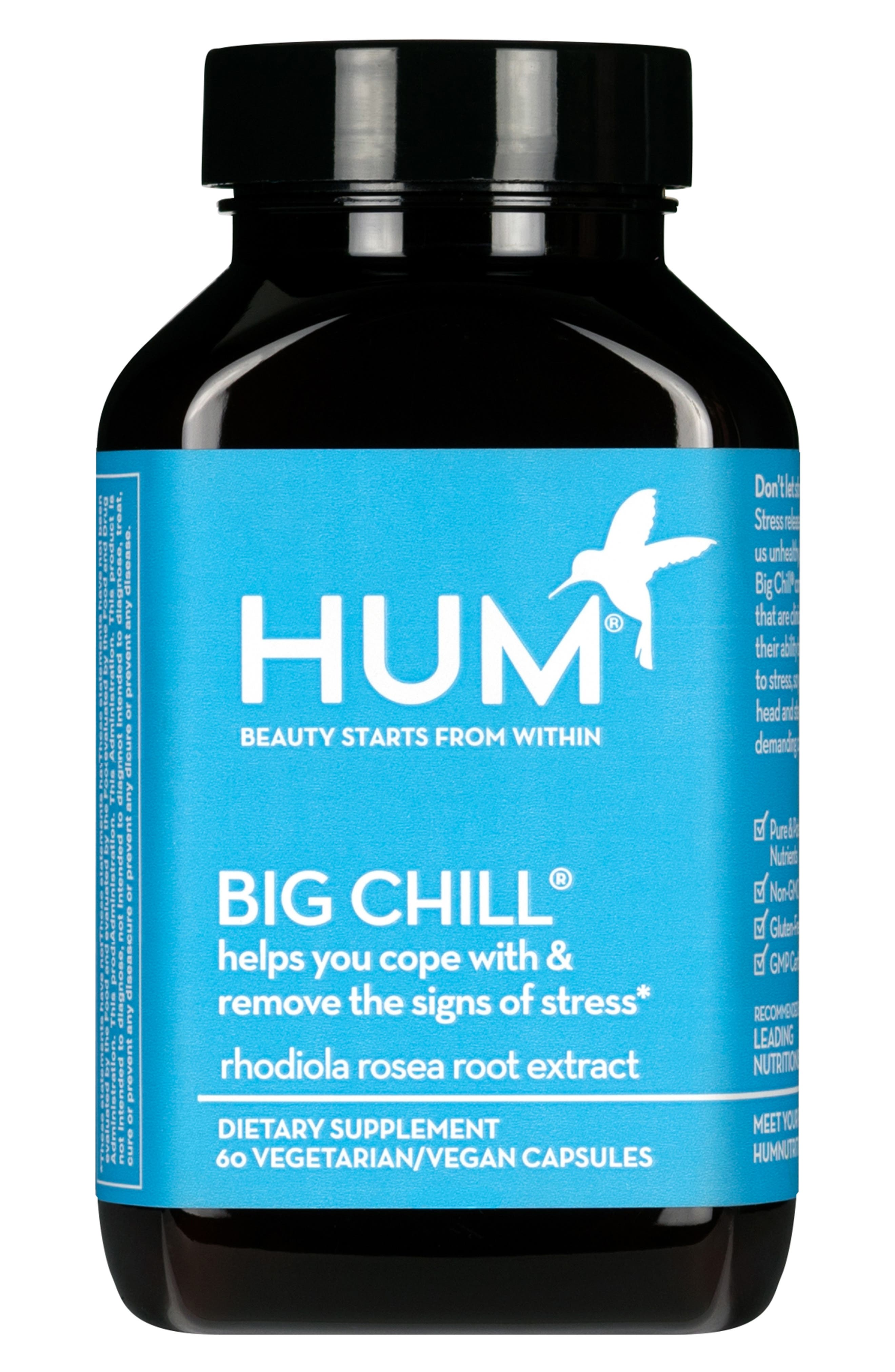 Big Chill<sup>®</sup> Stress Management Supplement,                             Main thumbnail 1, color,                             No Color