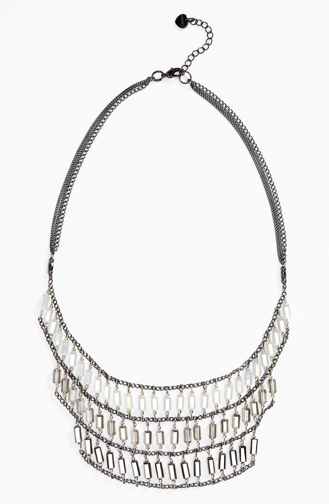 Alternate Image 1 Selected - Nakamol Design Beaded Multi Strand Necklace