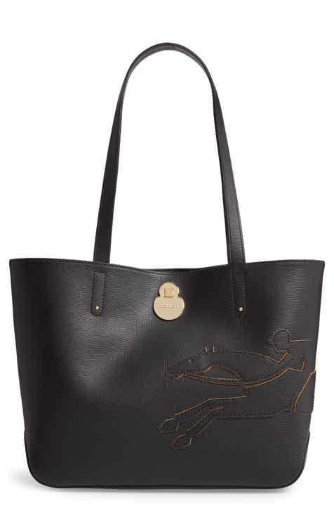 Longchamp Small It Leather Tote