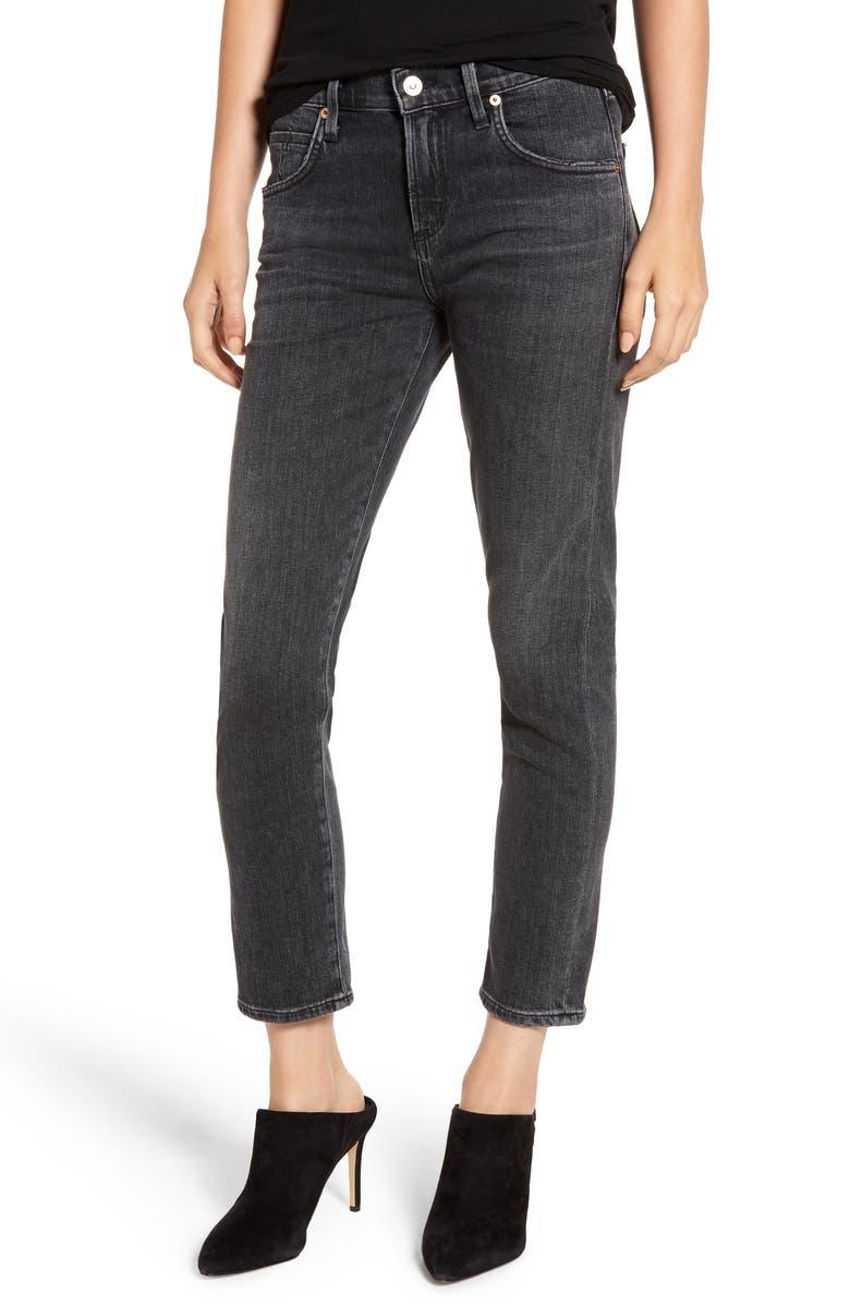 Elsa Ankle Slim Jeans