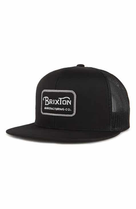 522f73e60d3 Men s Brixton Snapback Caps   Hats