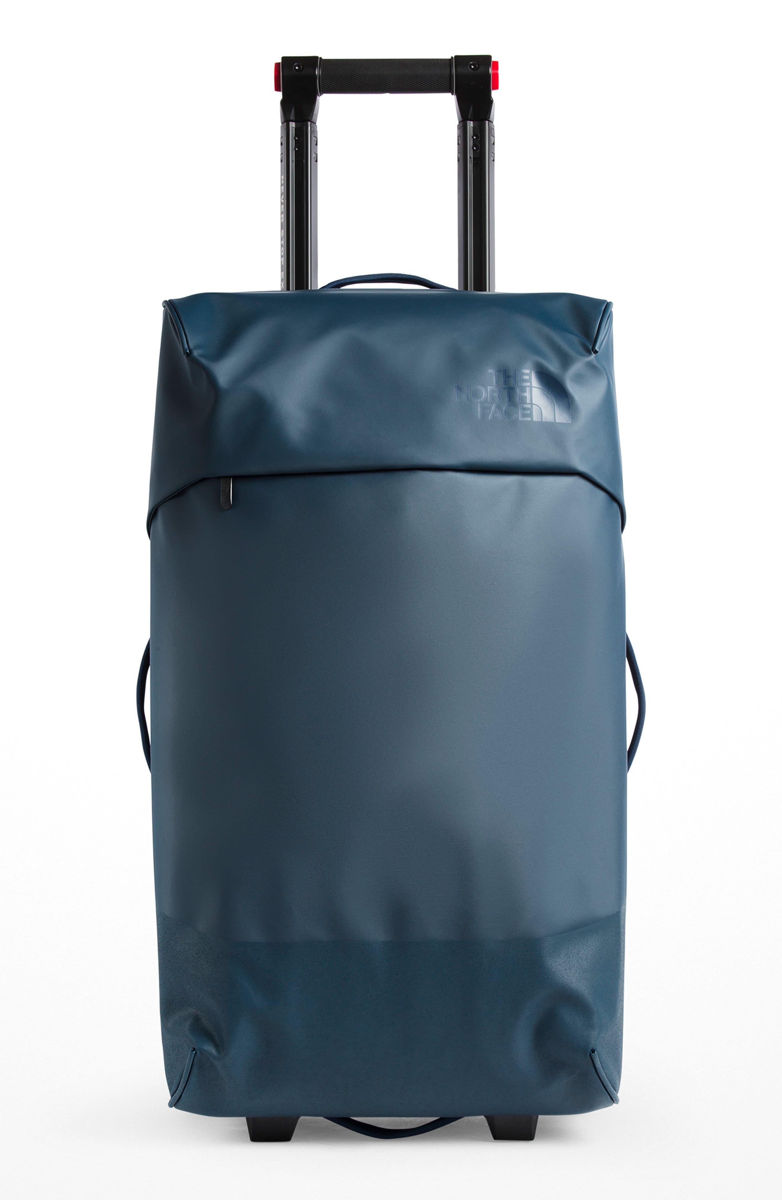 Stratoliner Large Wheeled Suitcase,                         Main,                         color, Navy