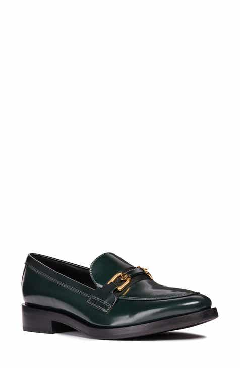 01ee77587e Geox Brogue Loafer (Women)