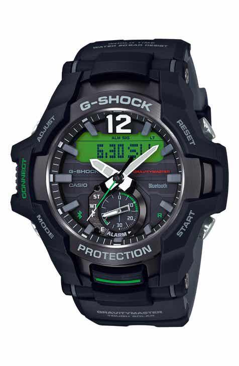 6a43bc356d2 G-Shock GravityMaster Ana-Digi Bluetooth® Enabled Resin Strap Watch