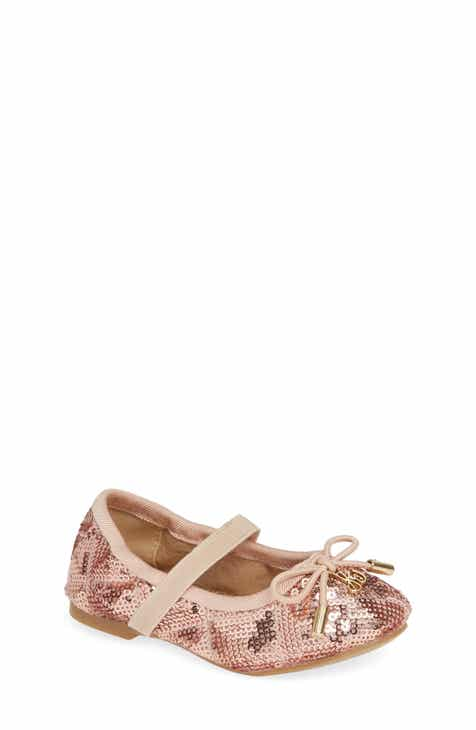 fb9e70fed3bff0 Sam Edelman  Felicia  Mary Jane Ballet Flat (Toddler)