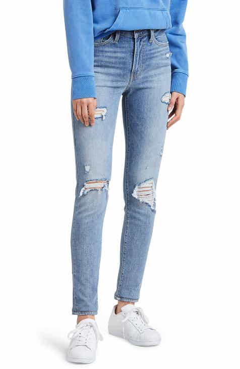 Levi's? 721? High Waist Skinny Jeans (Say Anything)