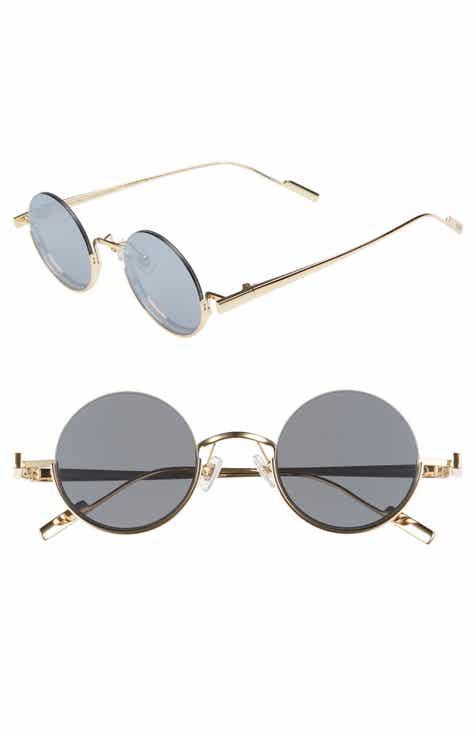 d71e9fb202 Bonnie Clyde Desierto 42mm Round Sunglasses