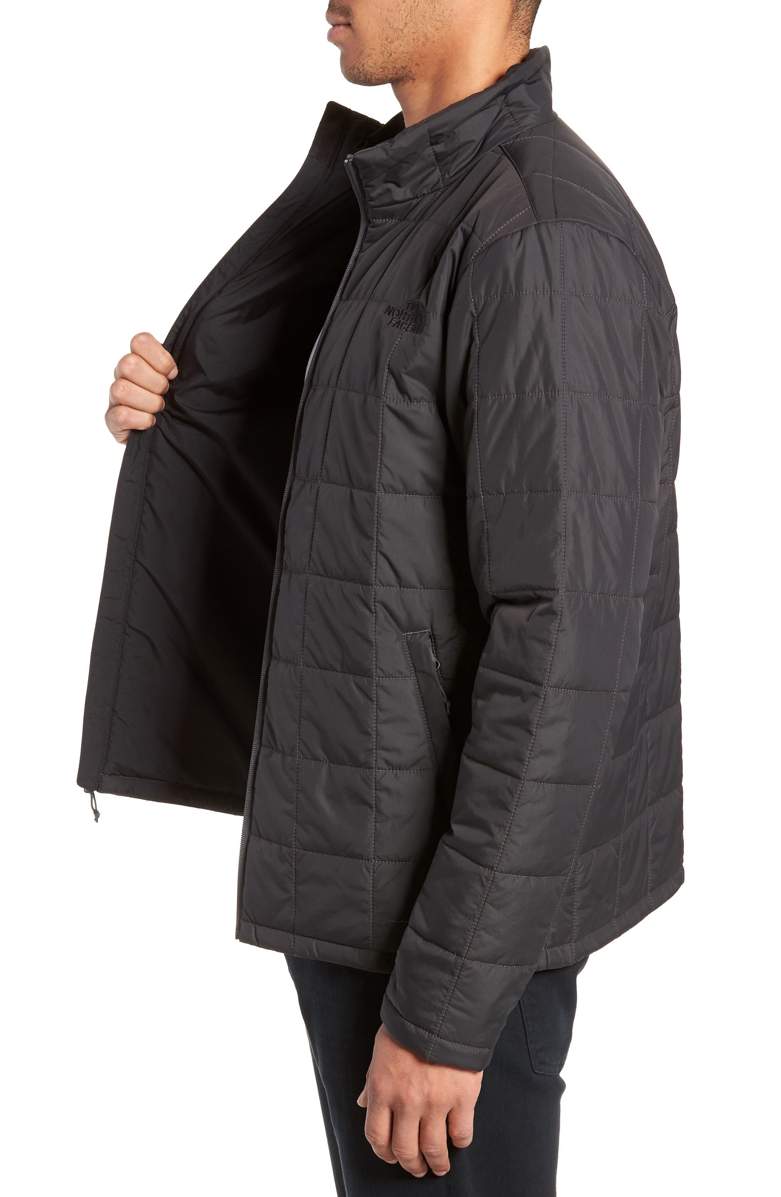 Harway Heatseaker<sup>™</sup> Jacket,                             Alternate thumbnail 5, color,                             Asphalt Grey
