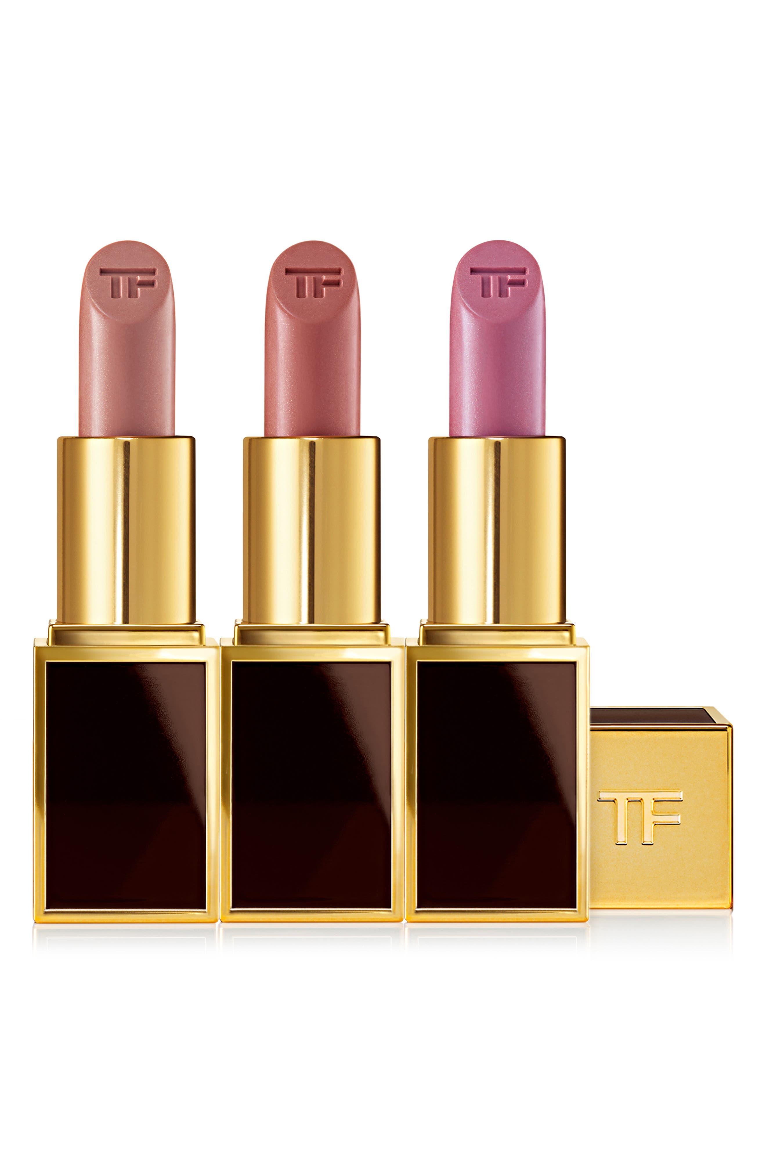tom ford lip color shine chastity отзывы