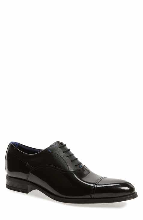 b87cfcc243daa2 Ted Baker London Fharen Cap Toe Oxford (Men)