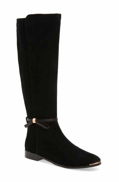 90d556bda2319 Ted Baker London Lykla Knee High Boot (Women)