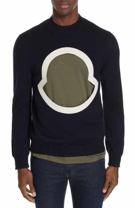 de1329ab372a72 Moncler Genius by Moncler Maglione Logo Sweater