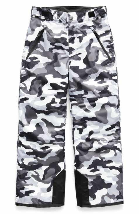cdd47e7167 The North Face Freedom Waterproof Insulated Pants (Big Boys)