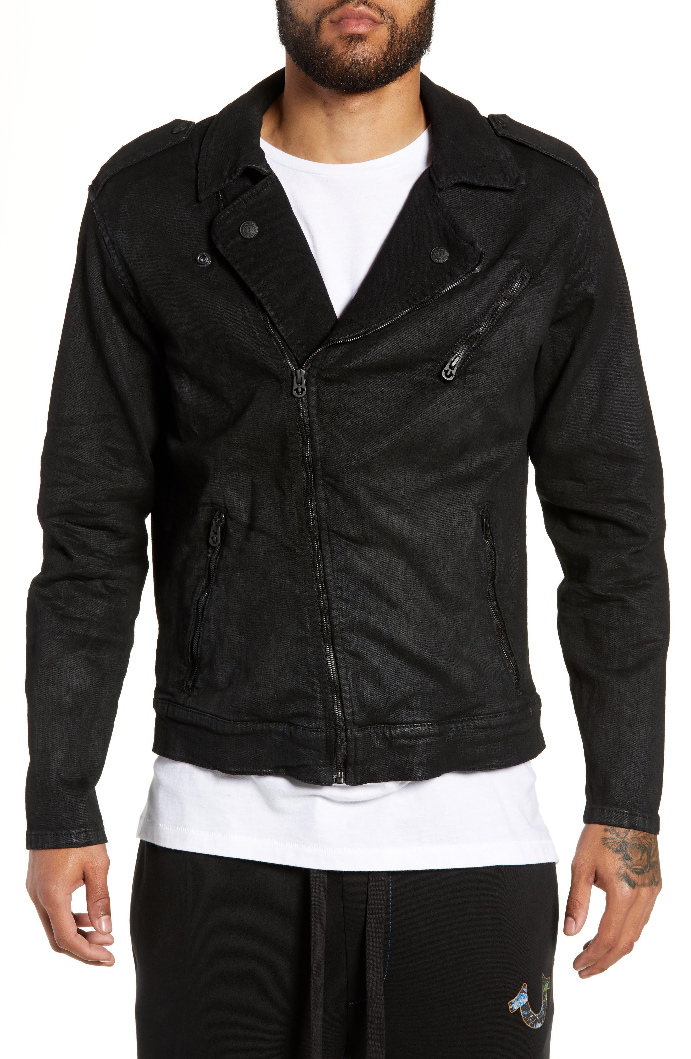 Men's True Religion Brand Jeans Coats & Men's True Religion Brand Jeans  Jackets   Nordstrom