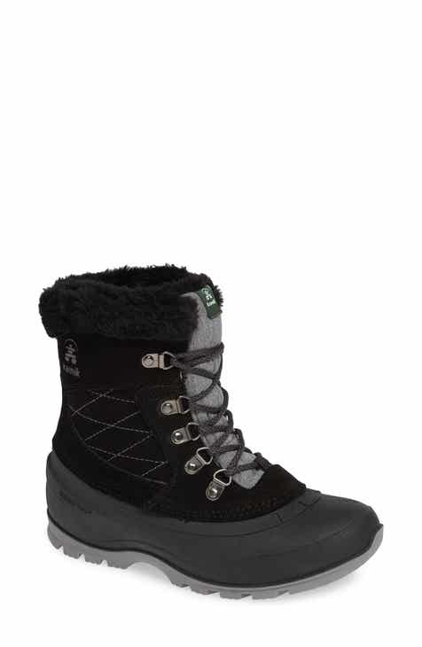 Kamik Snovalley1 Waterproof Thinsulate® Insulated Snow Boot (Women) bb0ae9874e4
