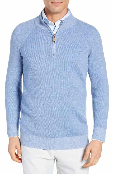 4dfc85b02 Men s Quarter-Zip Sweaters