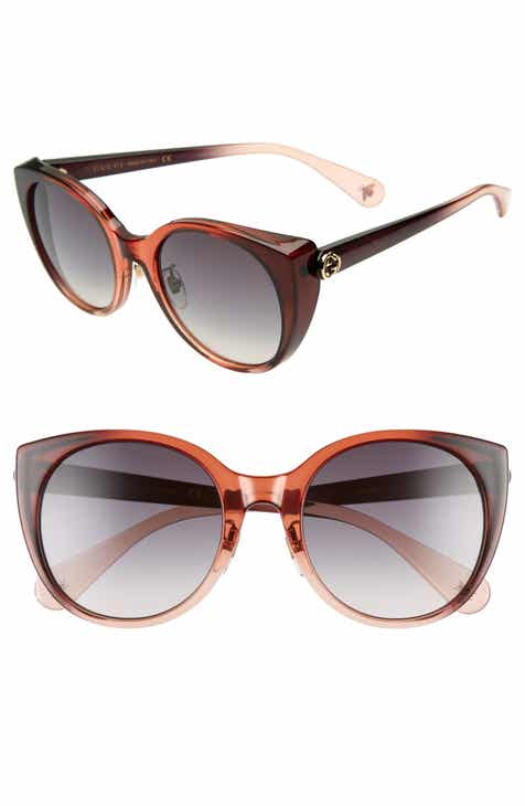 dbeeea79da Gucci 54mm Cat Eye Sunglasses