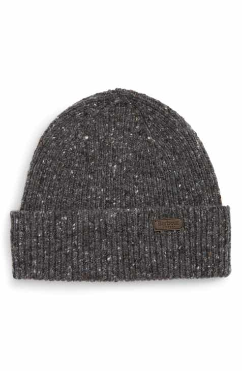 b5e59279 Barbour Lowerfell Donegal Beanie Hat