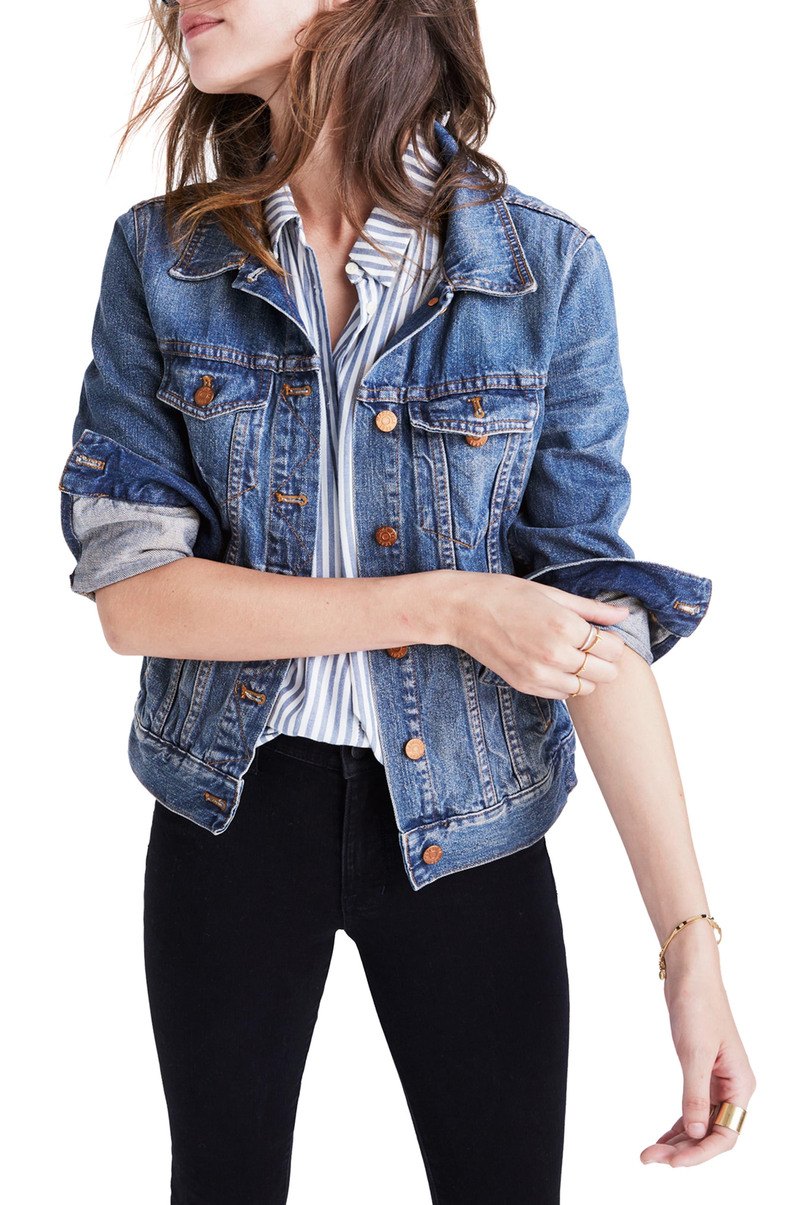Women's Denim Coats & Jackets Nordström  Nordstrom